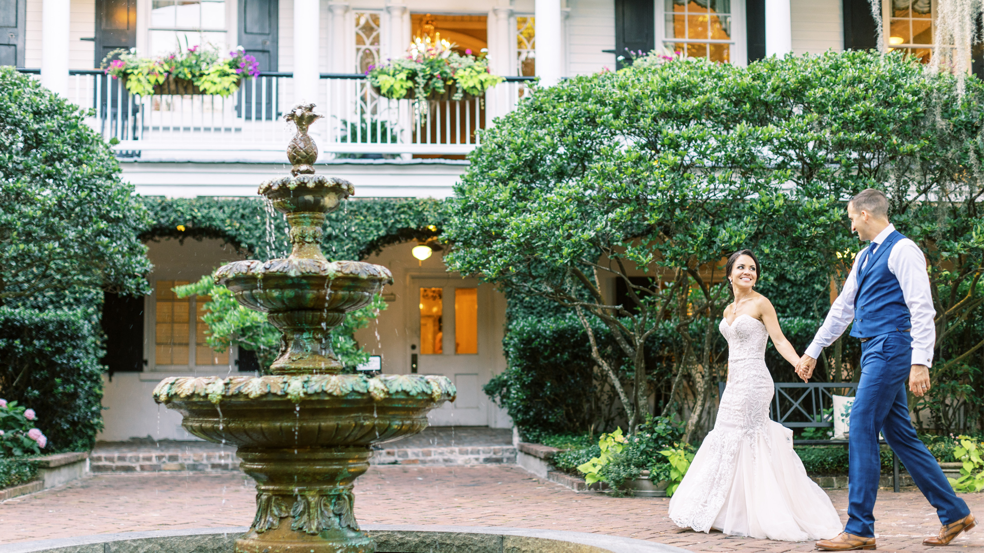 Kaylin + Jacob | Charleston, South Carolina | Gov. Thomas Bennett House