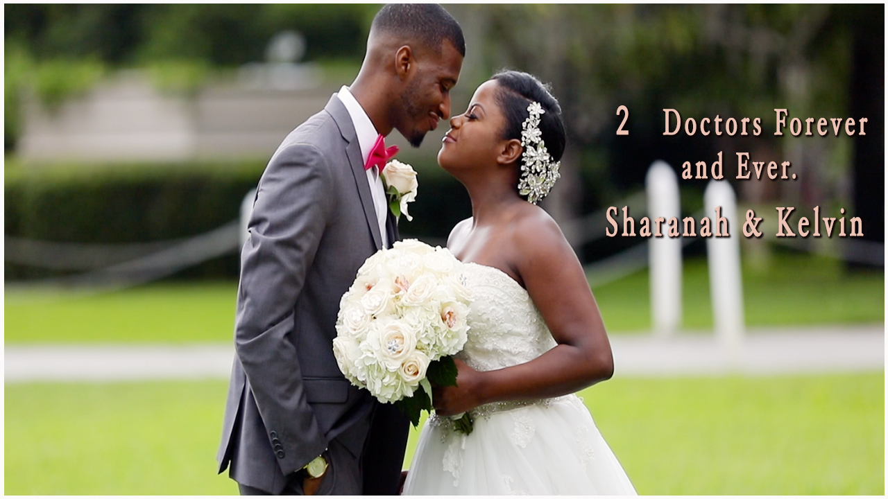Sharanah + Kelvin | Orlando, Florida | holy trinity Church