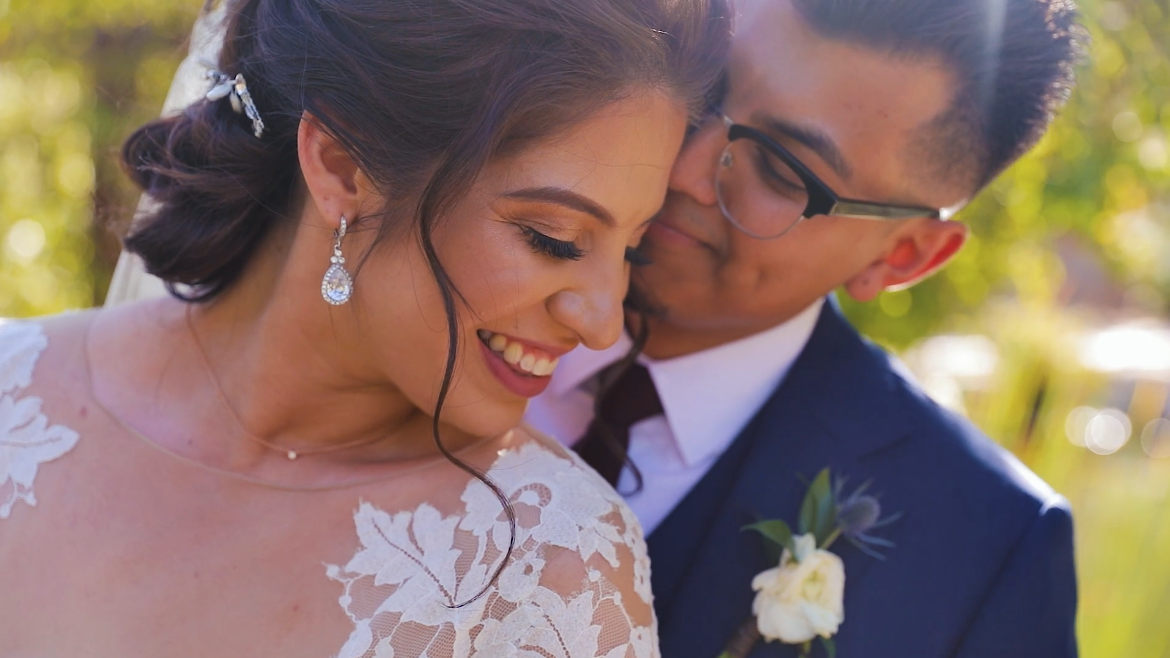 Lilia  + Jorge | Oak Glen, California | Serendipity Garden Weddings