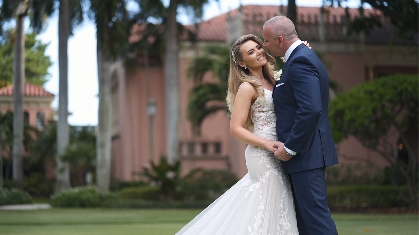 Kristina + Max | Boca Raton, Florida | The Addison of Boca Raton