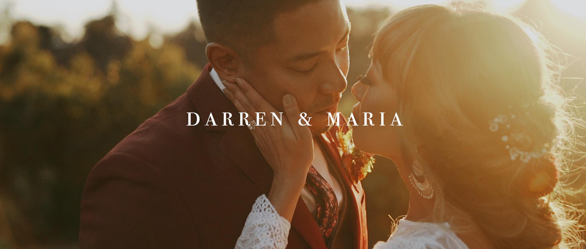 Darren + Maria | Julian, California | Sacred Moutain Julian