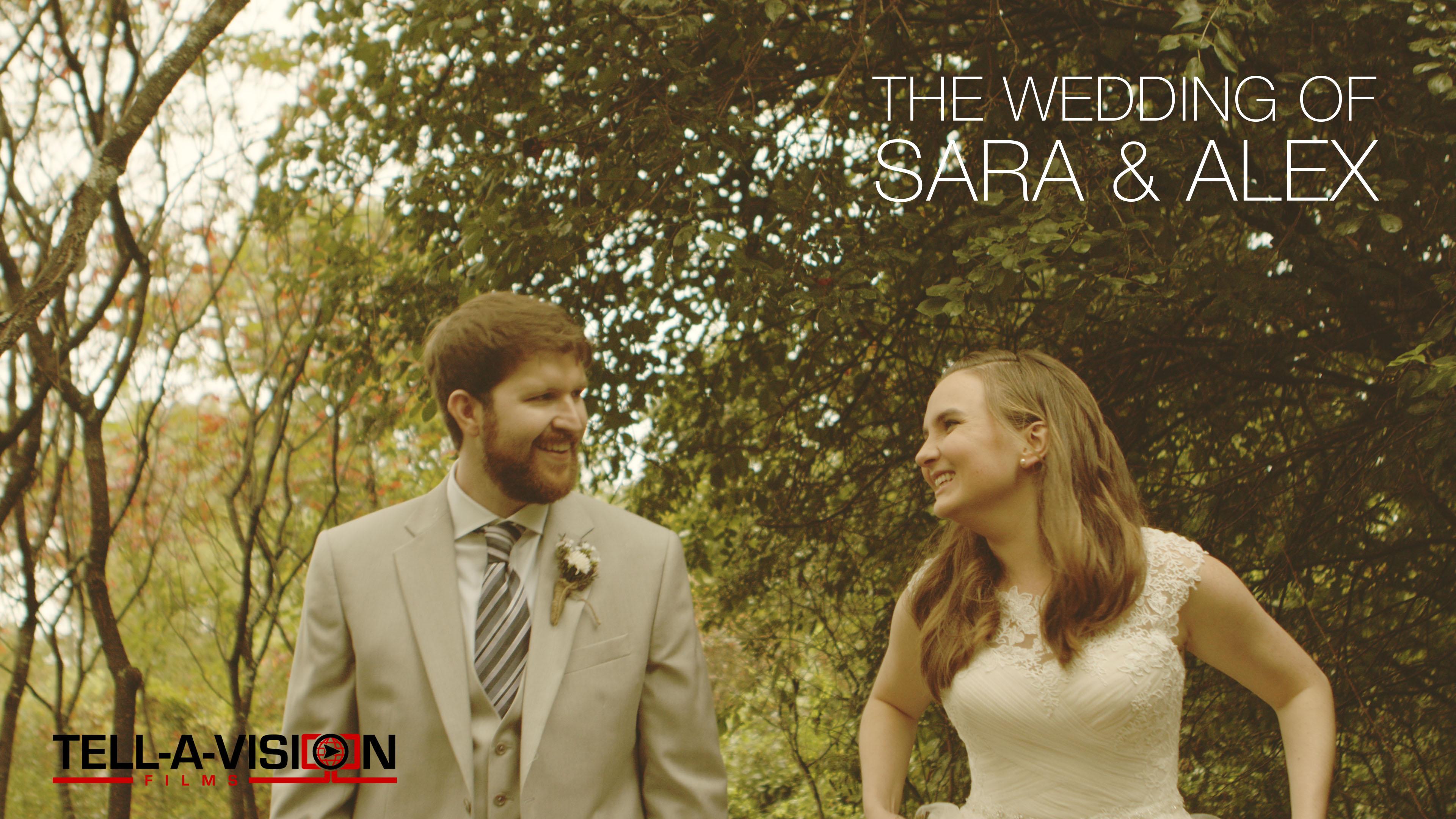 Sara + Alex | Hudson, New York | Burkestone Estate