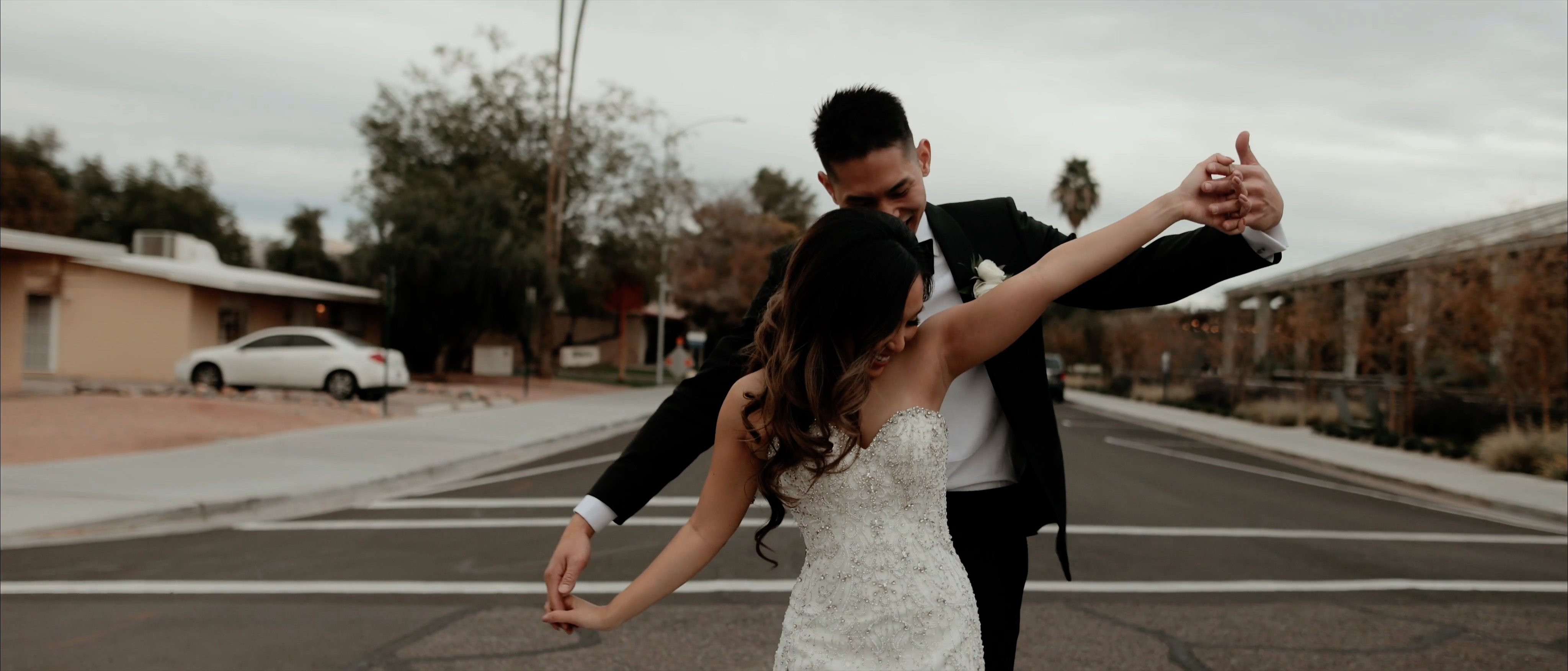 Vy + Tommy | Scottsdale, Arizona | The Clayton House
