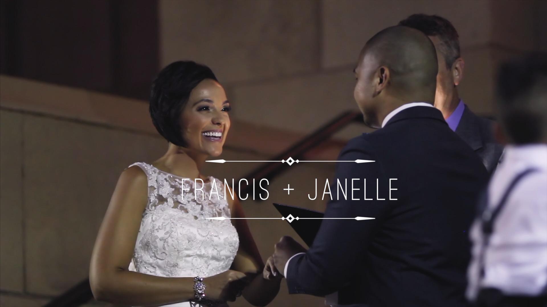 Francis + Janelle | Phoenix, Arizona | Phoenix Courthouse