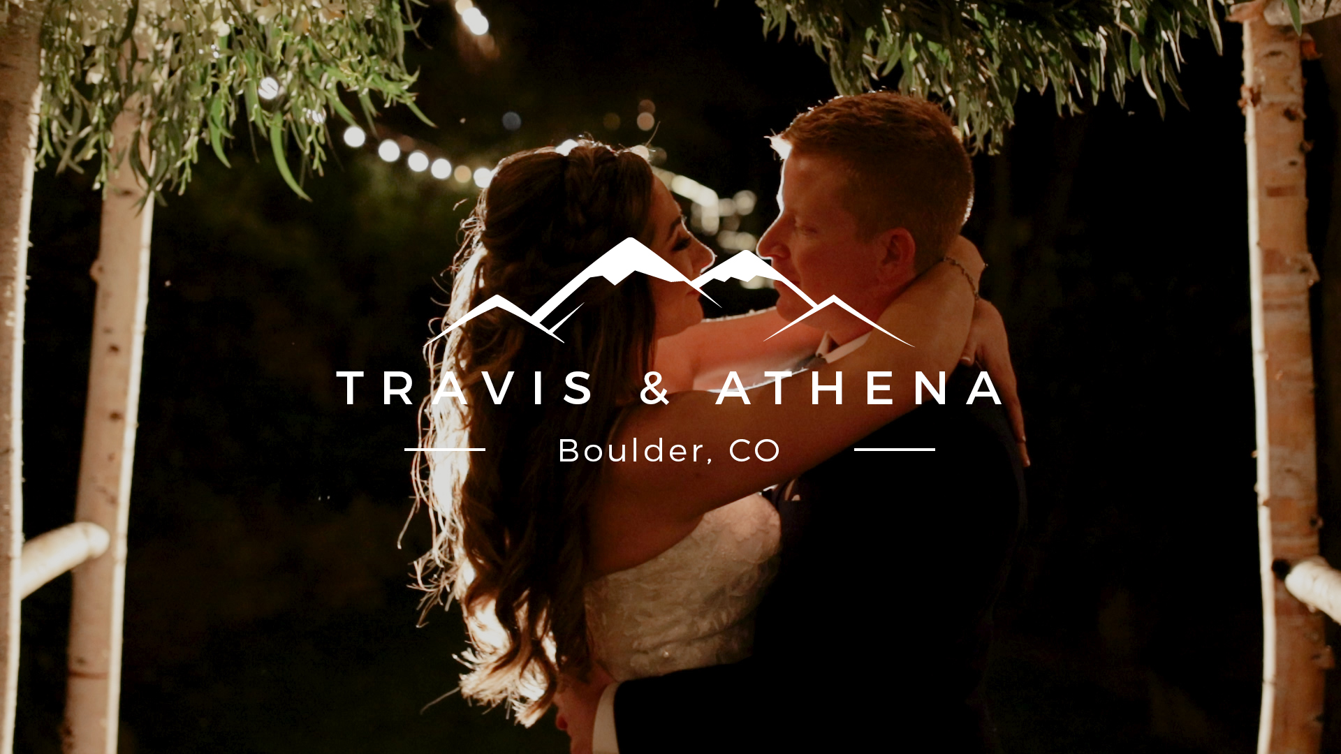 Travis + Athena | Boulder, Colorado | Wedgewood Boulder Creek