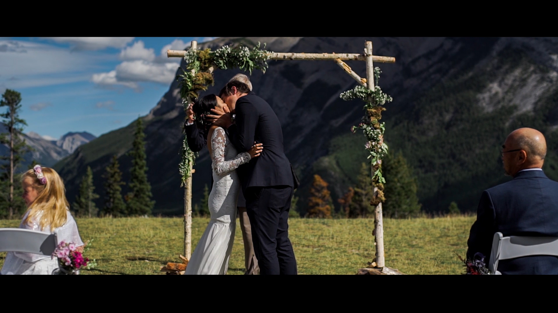 Angela + Brendon | Banff, Canada | Buffalo Mountain Lodge