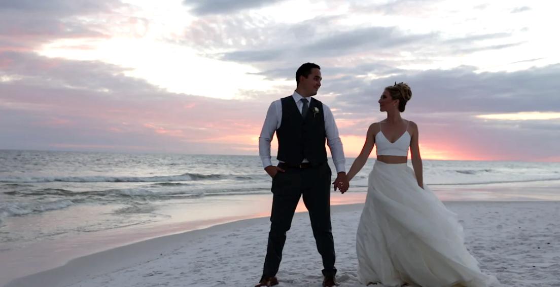 Bobby + Jessica | Grayton Beach, Florida | Monet Monet