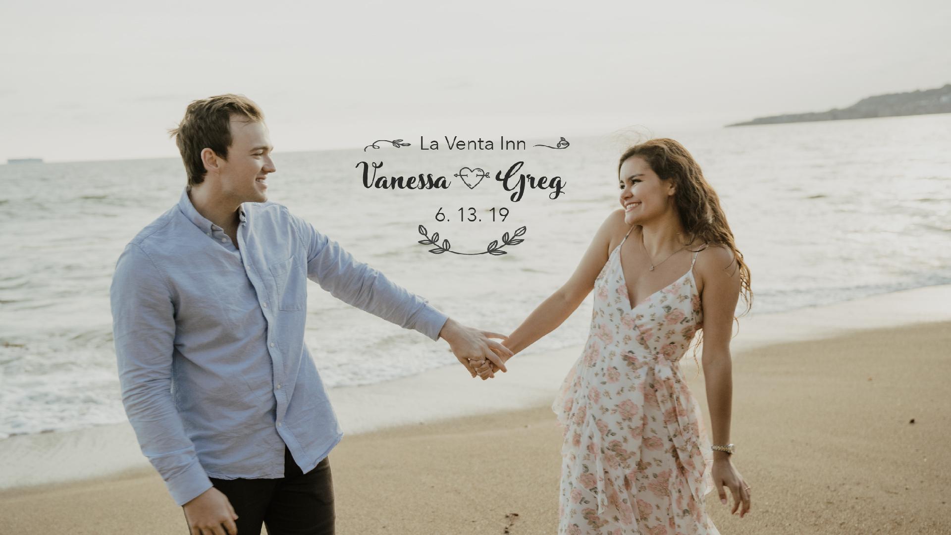 Vanessa + Greg | Rancho Palos Verdes, California | La Venta Inn