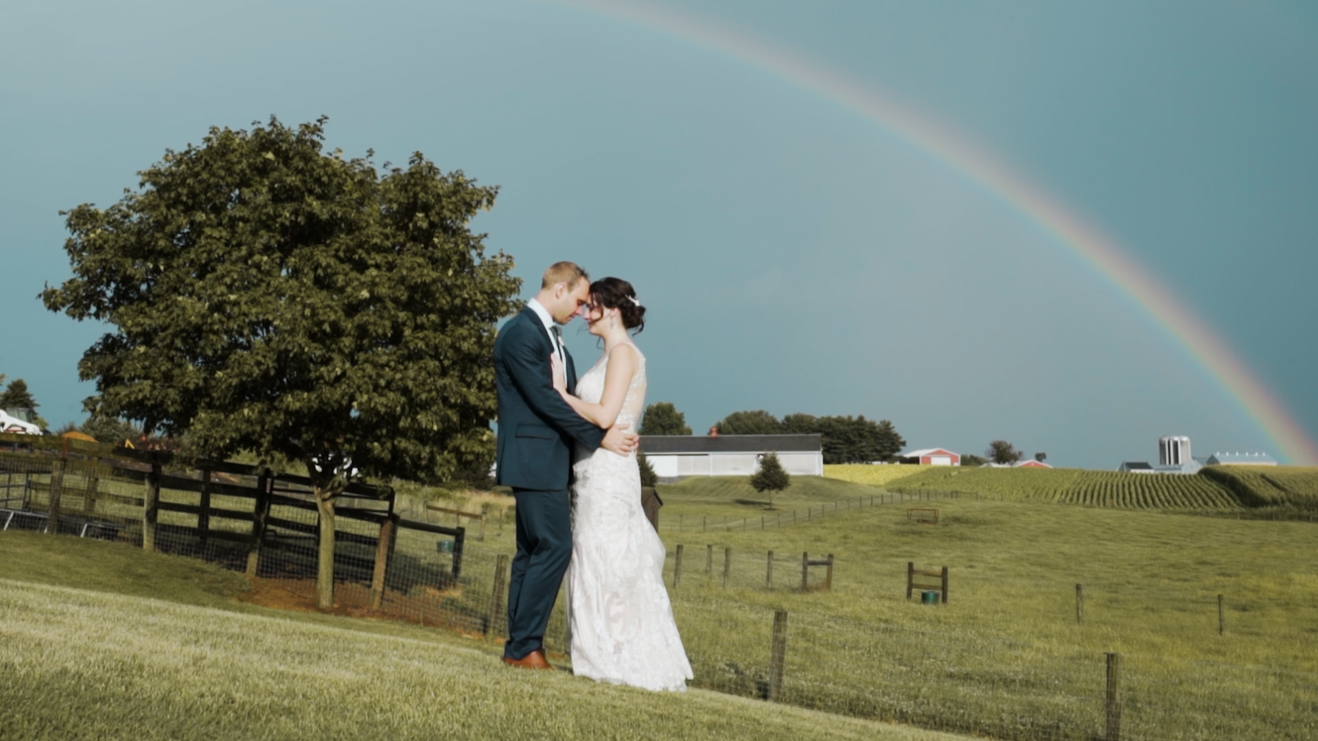 Brittany + Mark | Manheim, Pennsylvania | Lakefield Weddings
