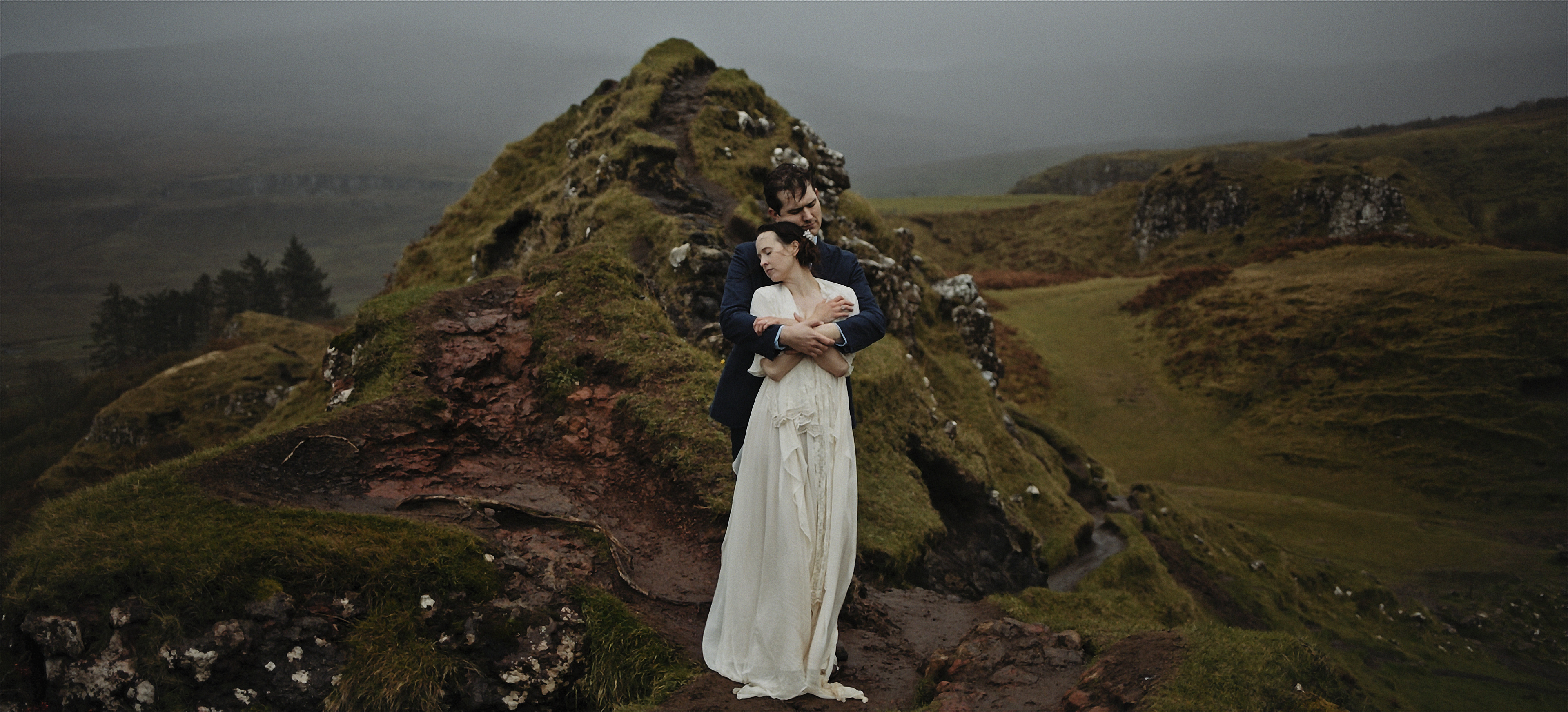 Julie + Shaun | Uig, United Kingdom | The Fairy Glen