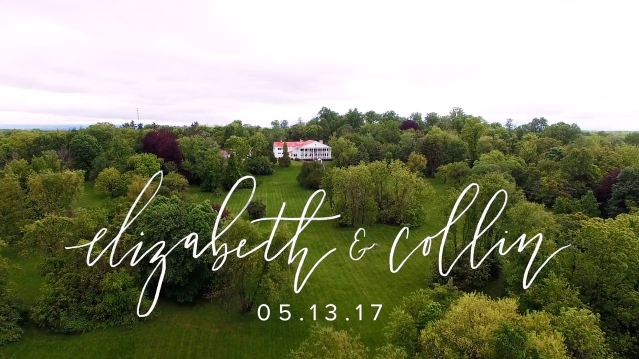 Elizabeth + Collin | Berryville, Virginia | Historic Rosemont Manor