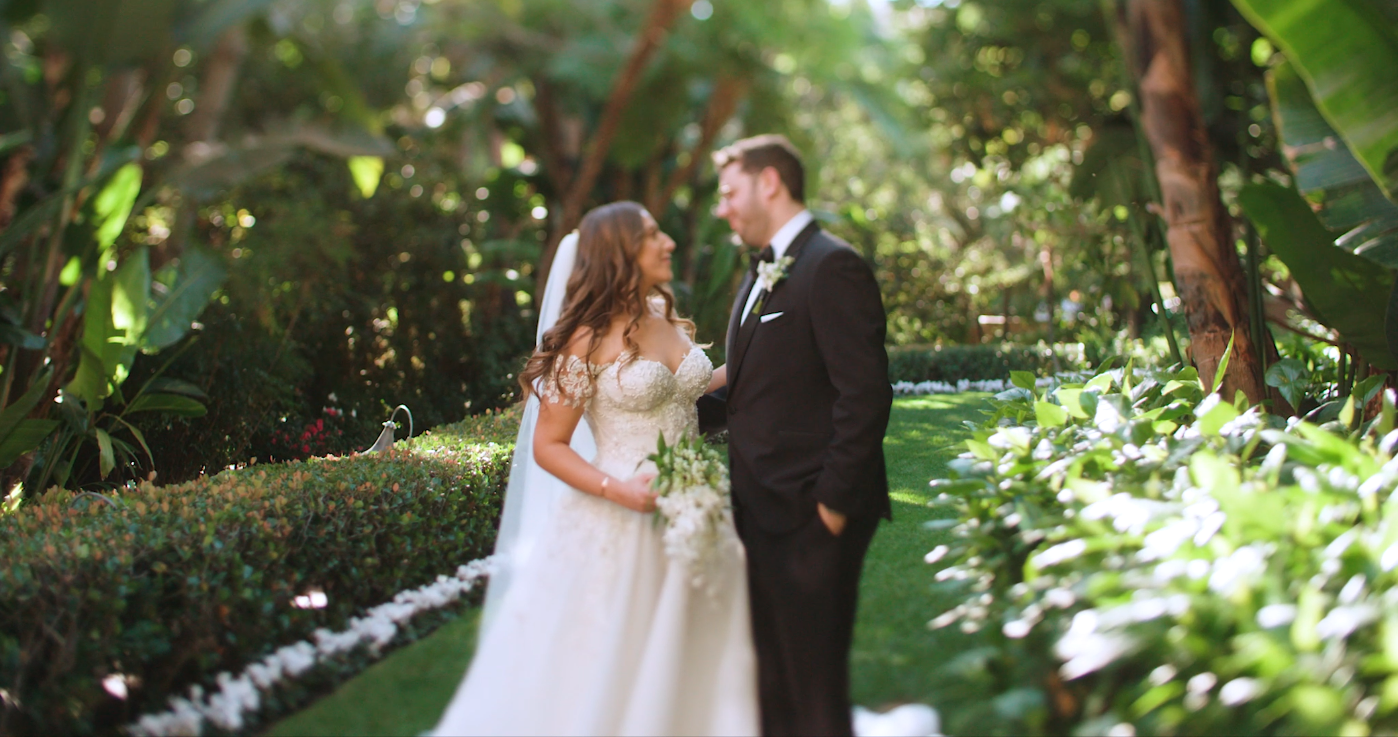 Jorey + Alex | Beverly Hills, California | Beverly Hills Hotel