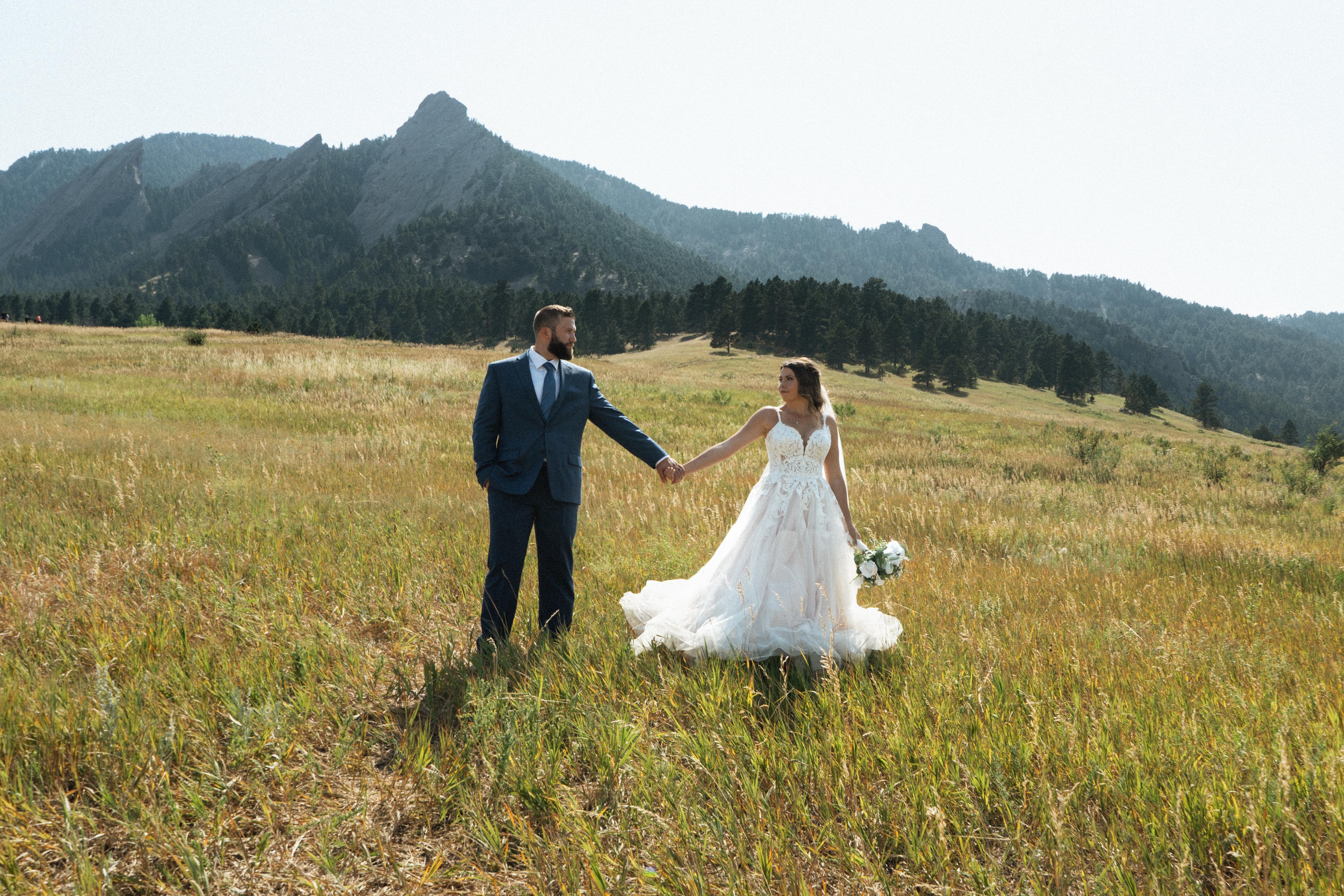 Brittany + Steven   Boulder, Colorado   Chautauqua Park