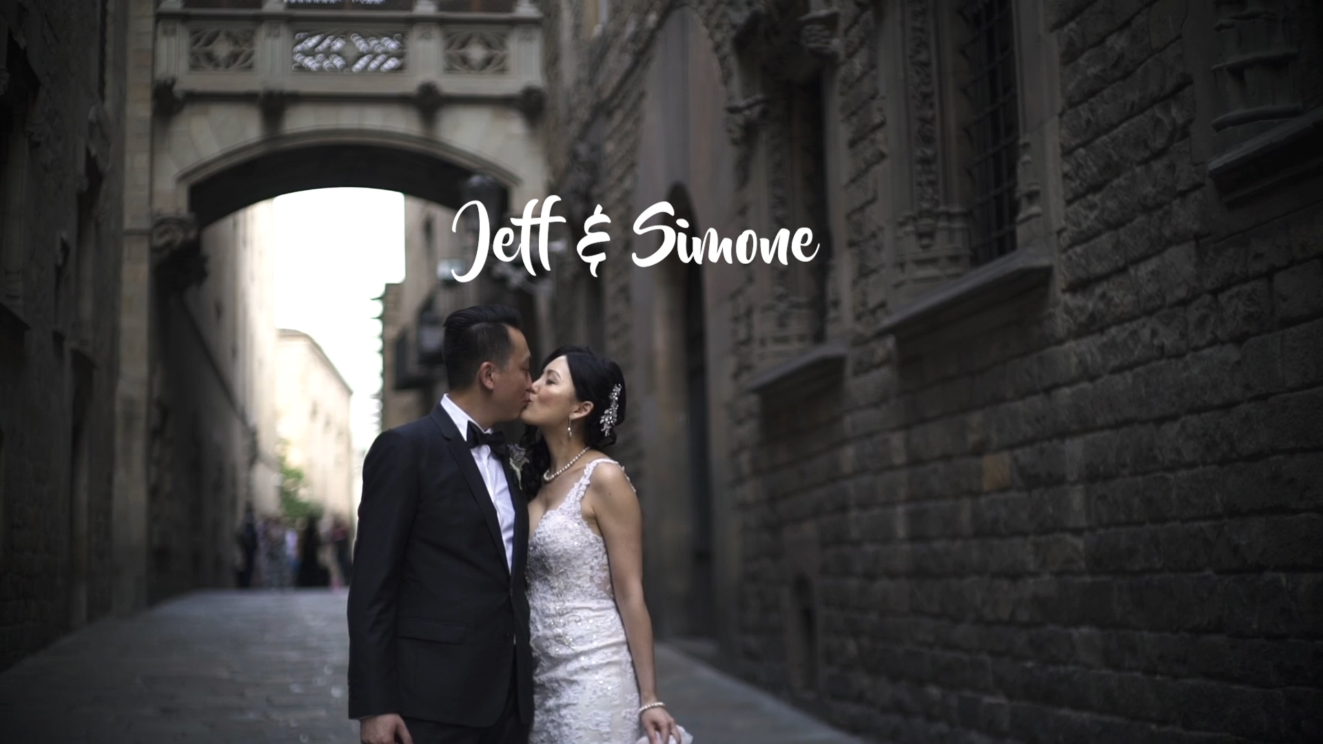 Jeff + Simone | Barcelona, Spain | Eurostars Grand Marina