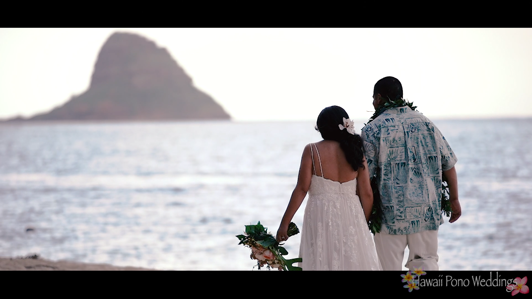 Erika + Nicolas | Kaneohe, Hawaii | Paliku Gardens at Kualoa Ranch
