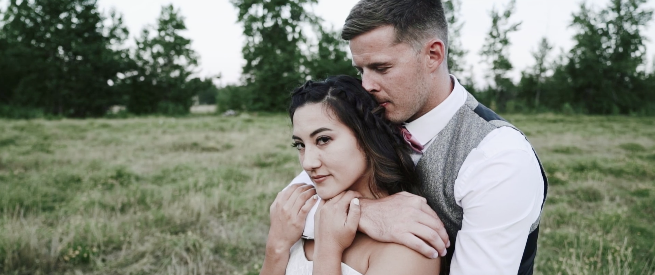 Olly + Janell | Red Lodge, Montana | Montana Wildflower Weddings