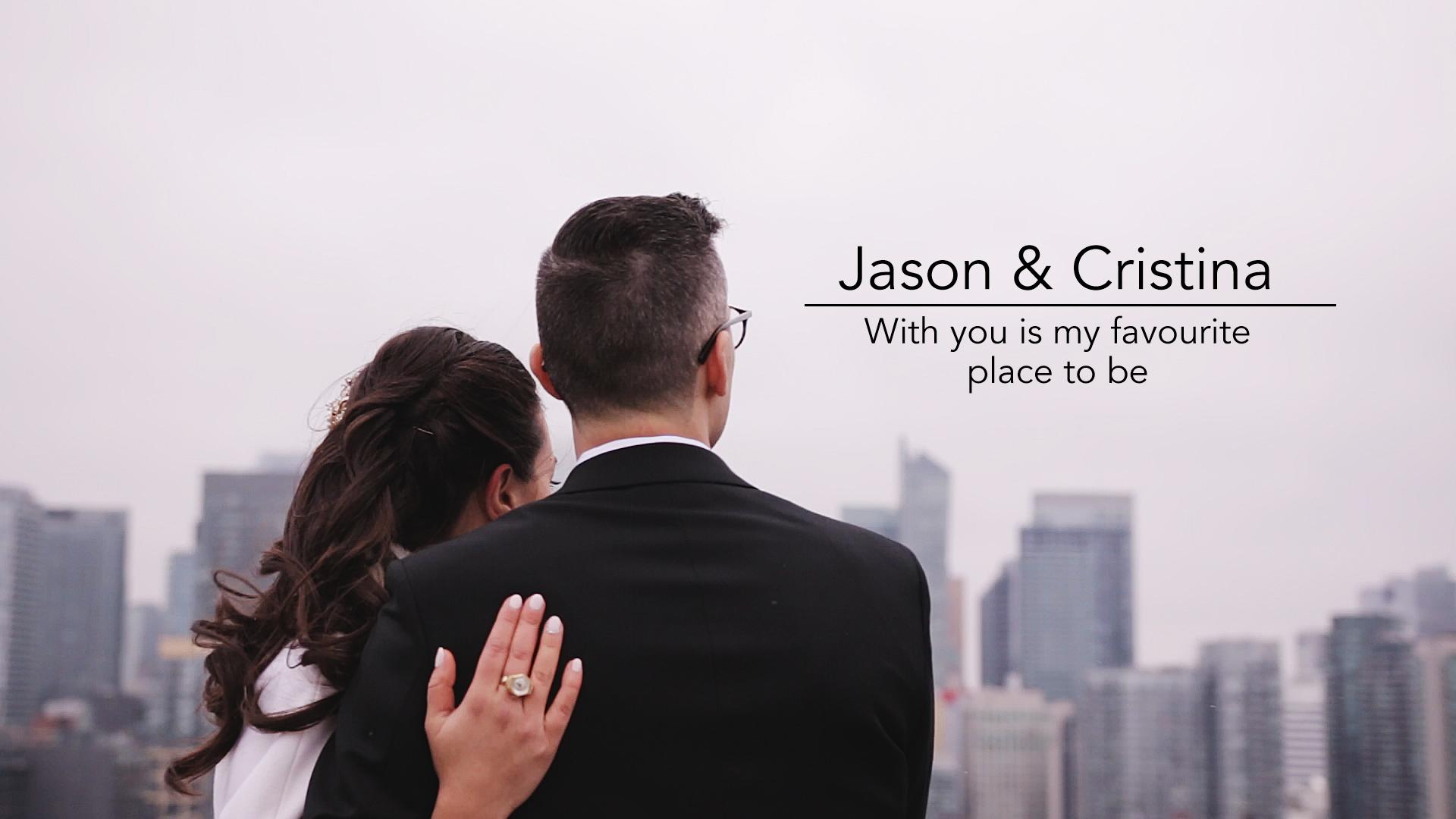 Jason + Cristina | Toronto, Canada | Eglinton Grand