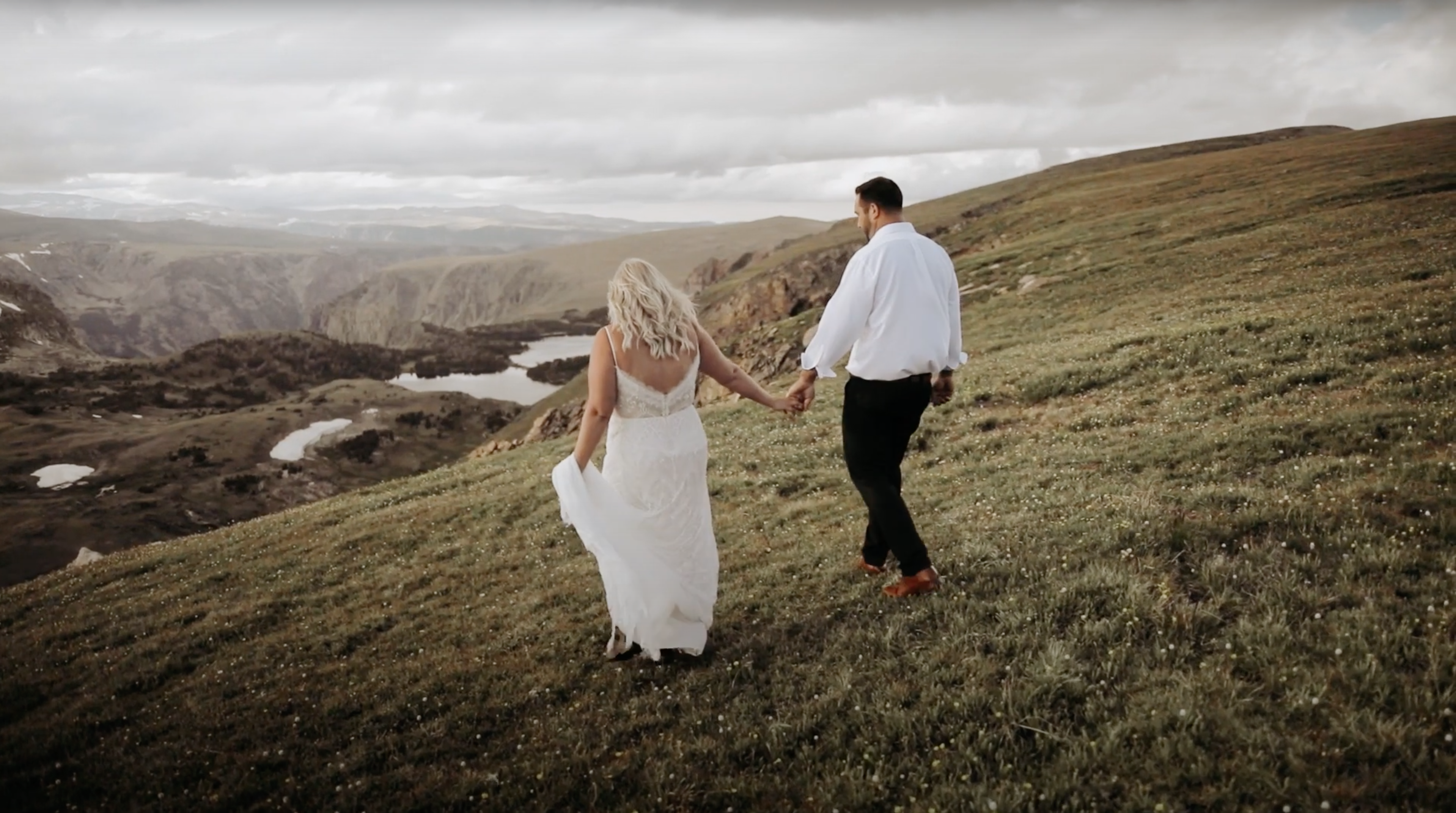 Jena + Zach | Cody, Wyoming | Bear Tooth Pass