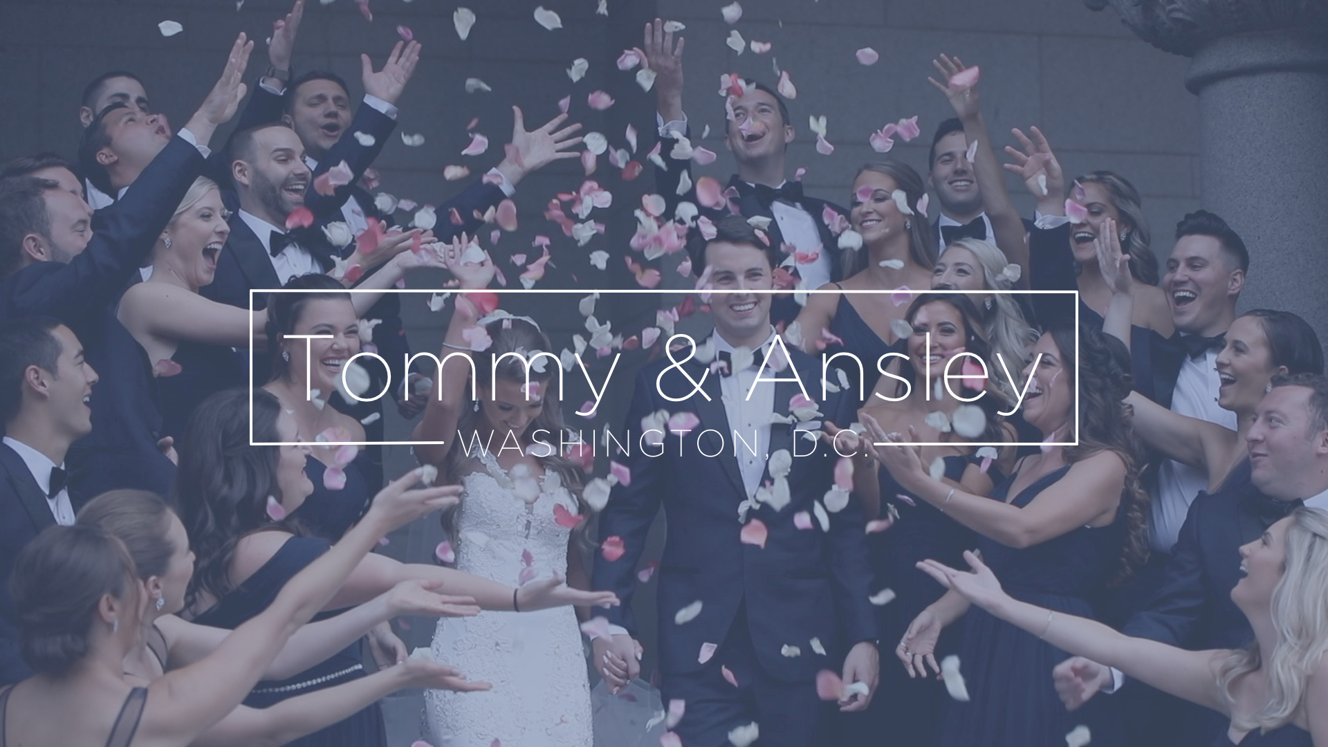 Tommy + Ansley | Washington, District of Columbia | The Ronald Reagan Building and International Trade Center