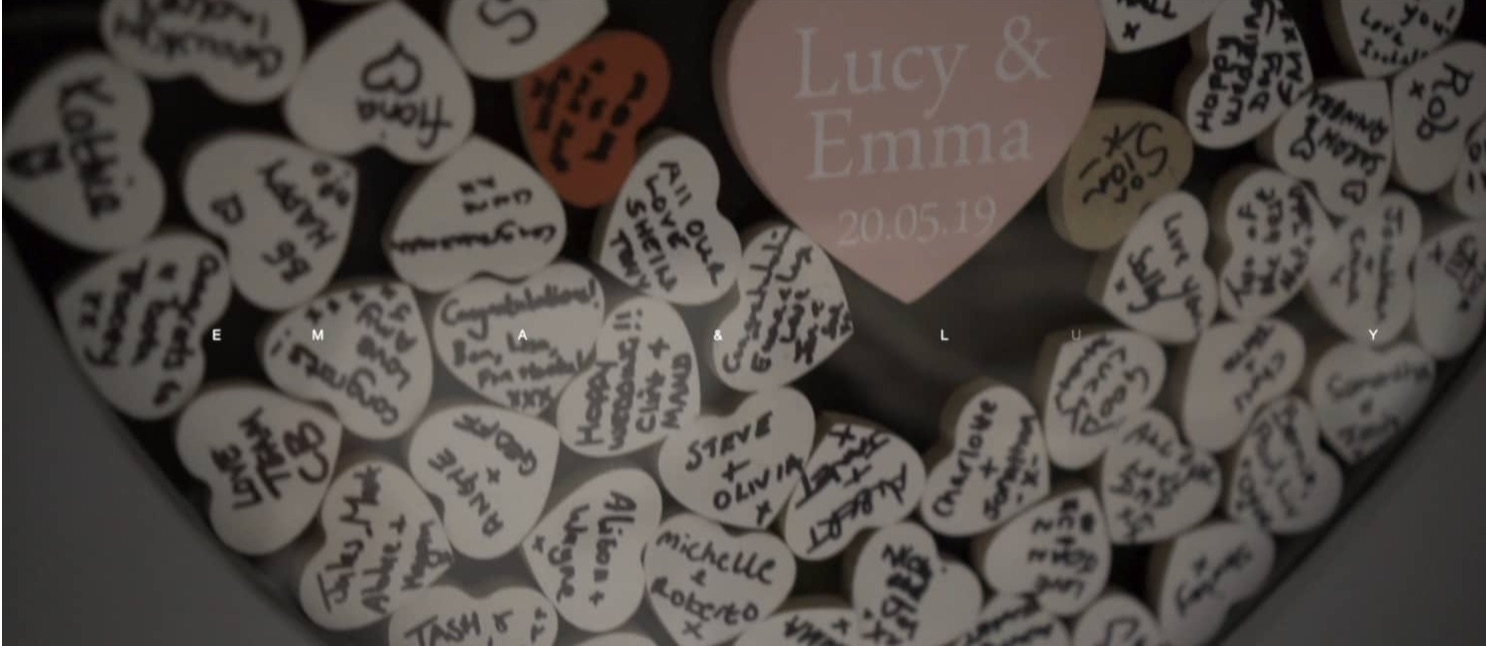 LUCY + EMMA | Shrawley, United Kingdom | Curradine Barns