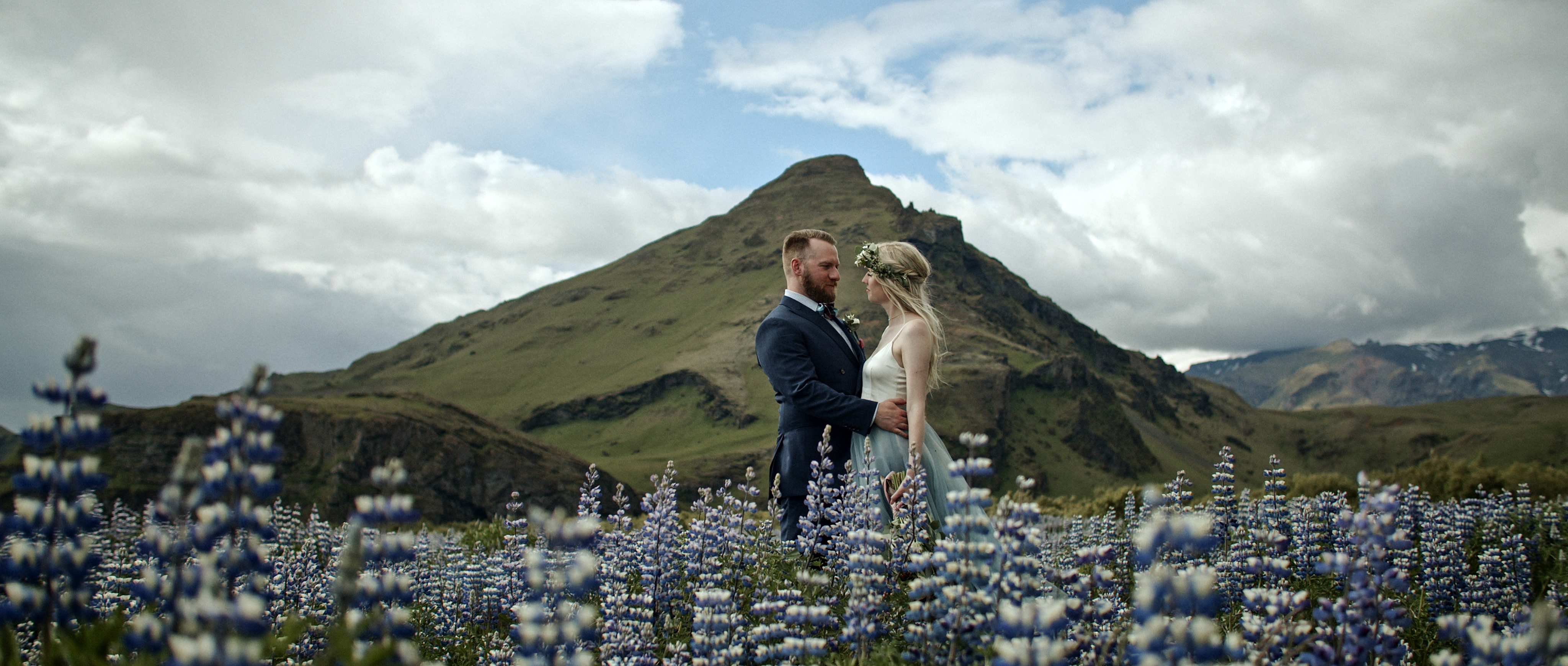 Caitlin + Clifford | Hveragerði, Iceland | Frost & Fire