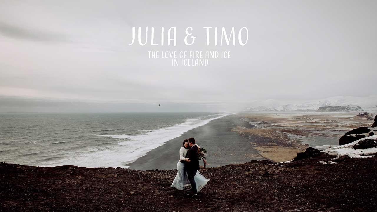 Julia + Timo | Iceland, Iceland | Glacier