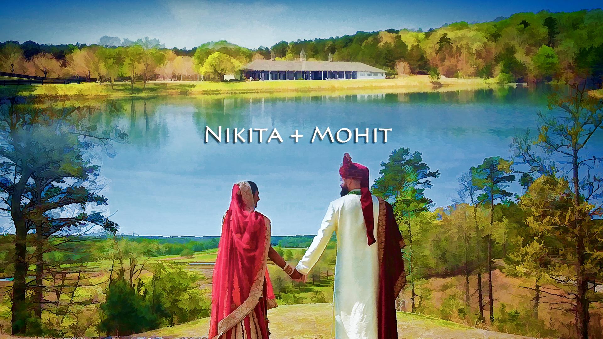 Nikita + Mohit | Douglasville, Georgia | Foxhall Resort & Sporting Club- Legacy Lookout