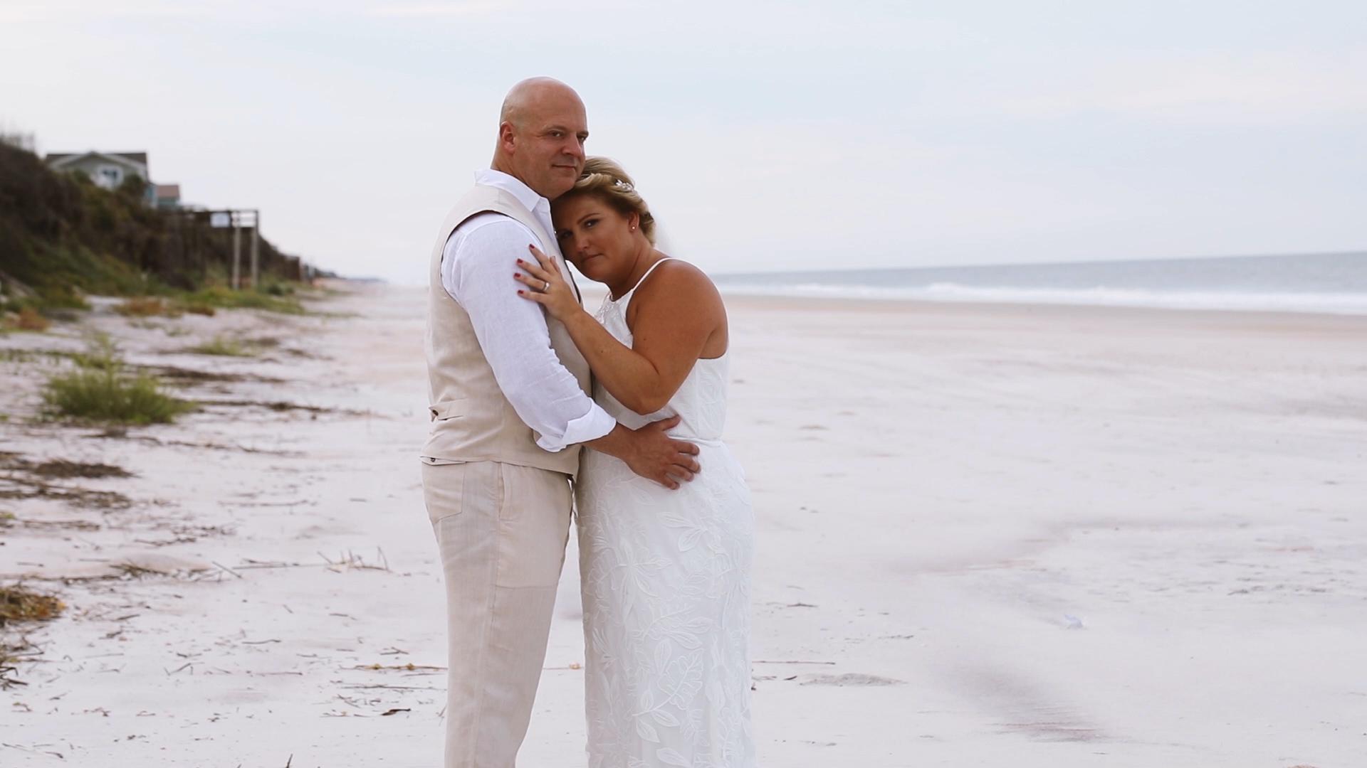 Sam + Carriemae   Ponte Vedra Beach, Florida   Serenata Beach Club