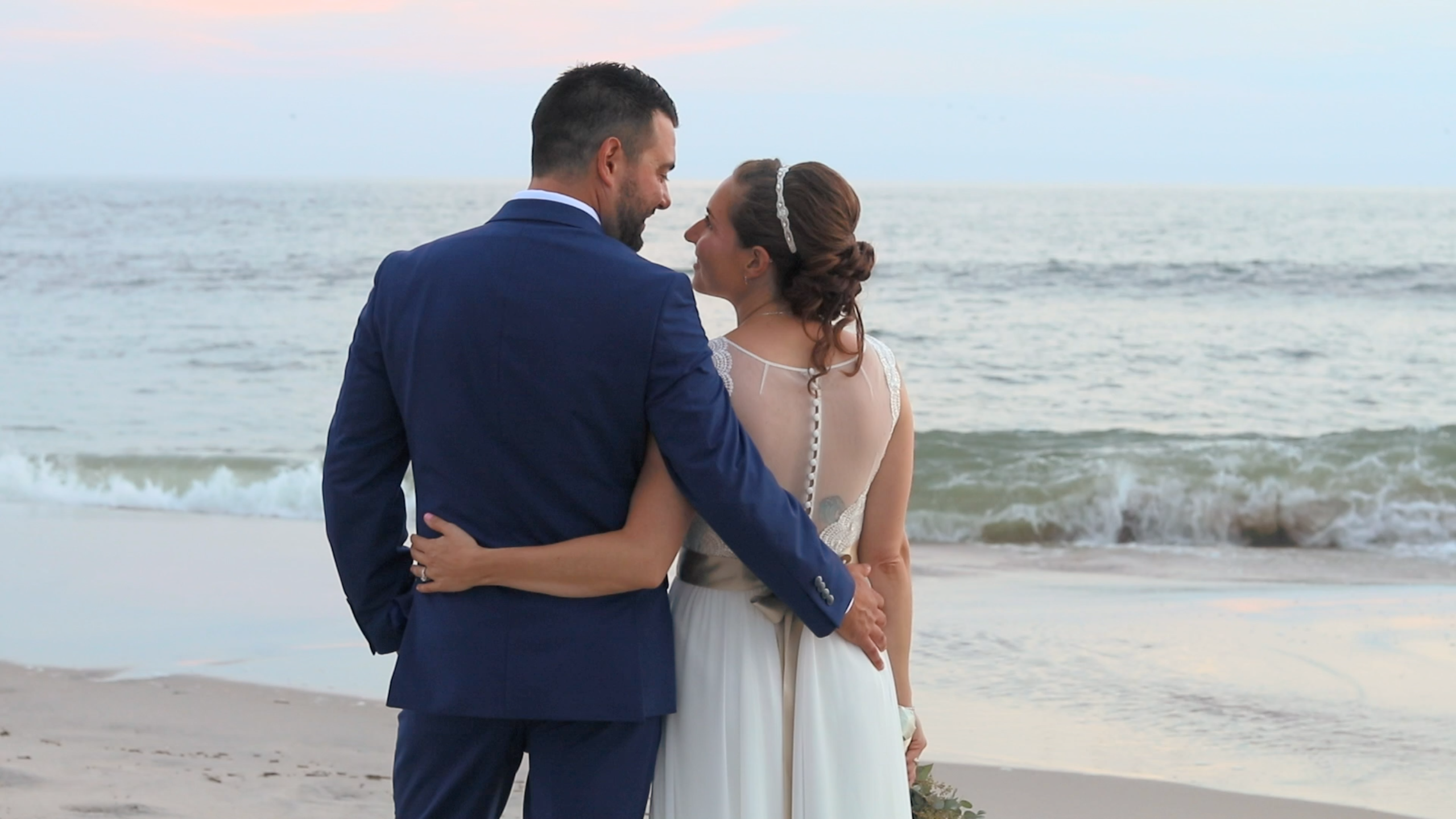 Carolyn + Sal | Cape May, New Jersey | Sunset Pavillion