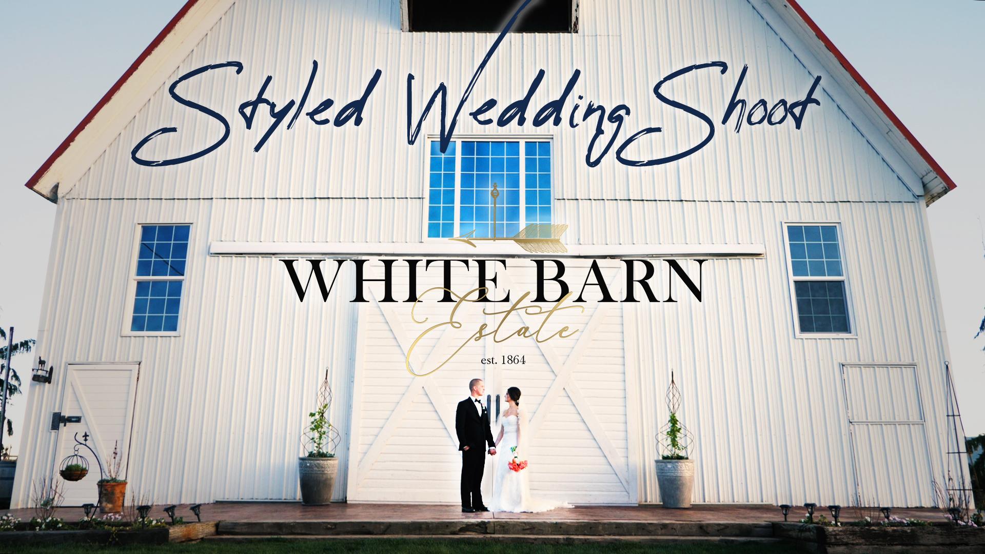 Gabby + Chad   La Grande, Oregon   White Barn Estate