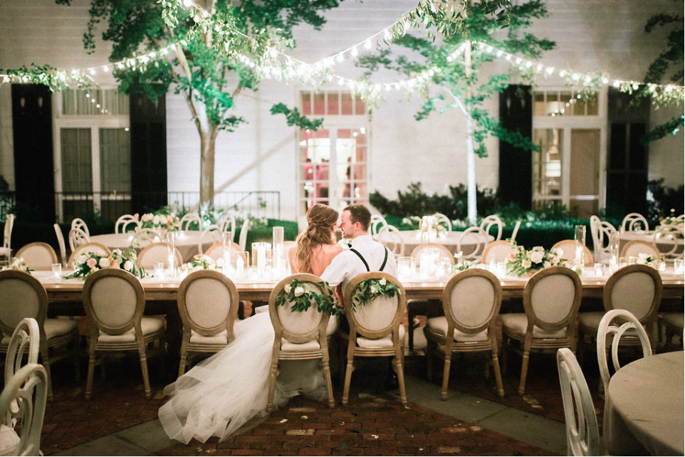 Lauren + Zach | Charlotte, North Carolina | Duke Mansion