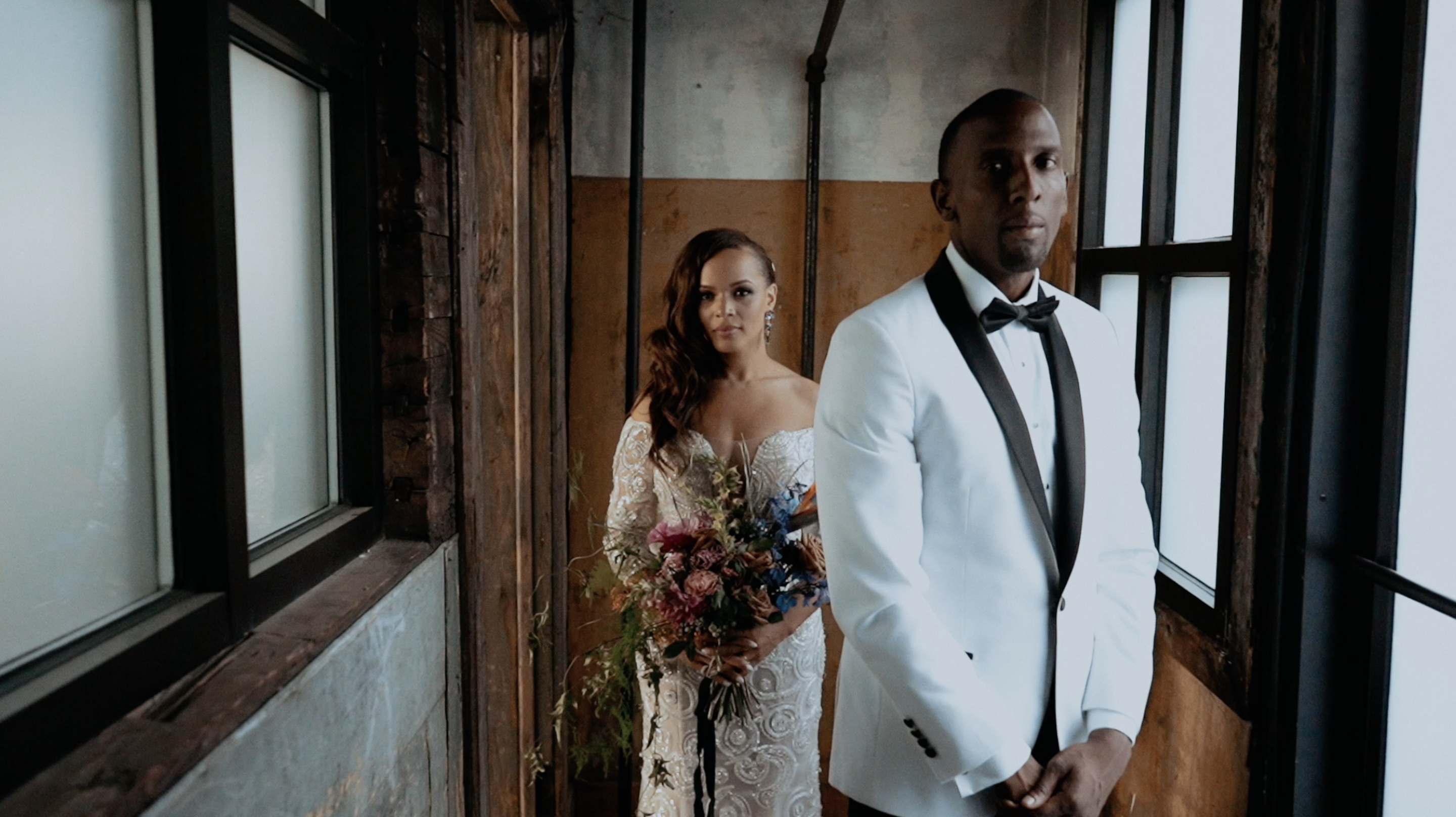 Adar + Tyrel | Brooklyn, New York | The Greenpoint Loft
