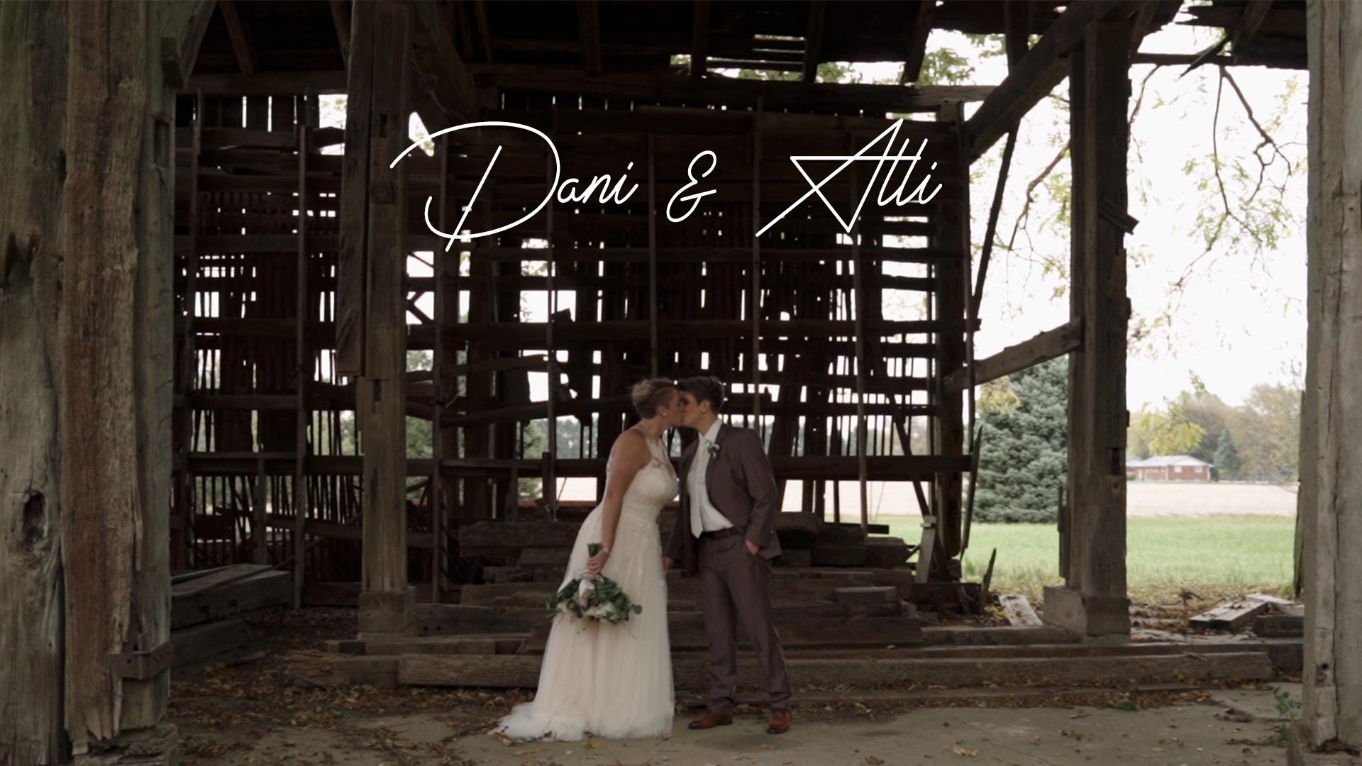 Dani + Alli   Windsor, Canada   Magnolia Ranch