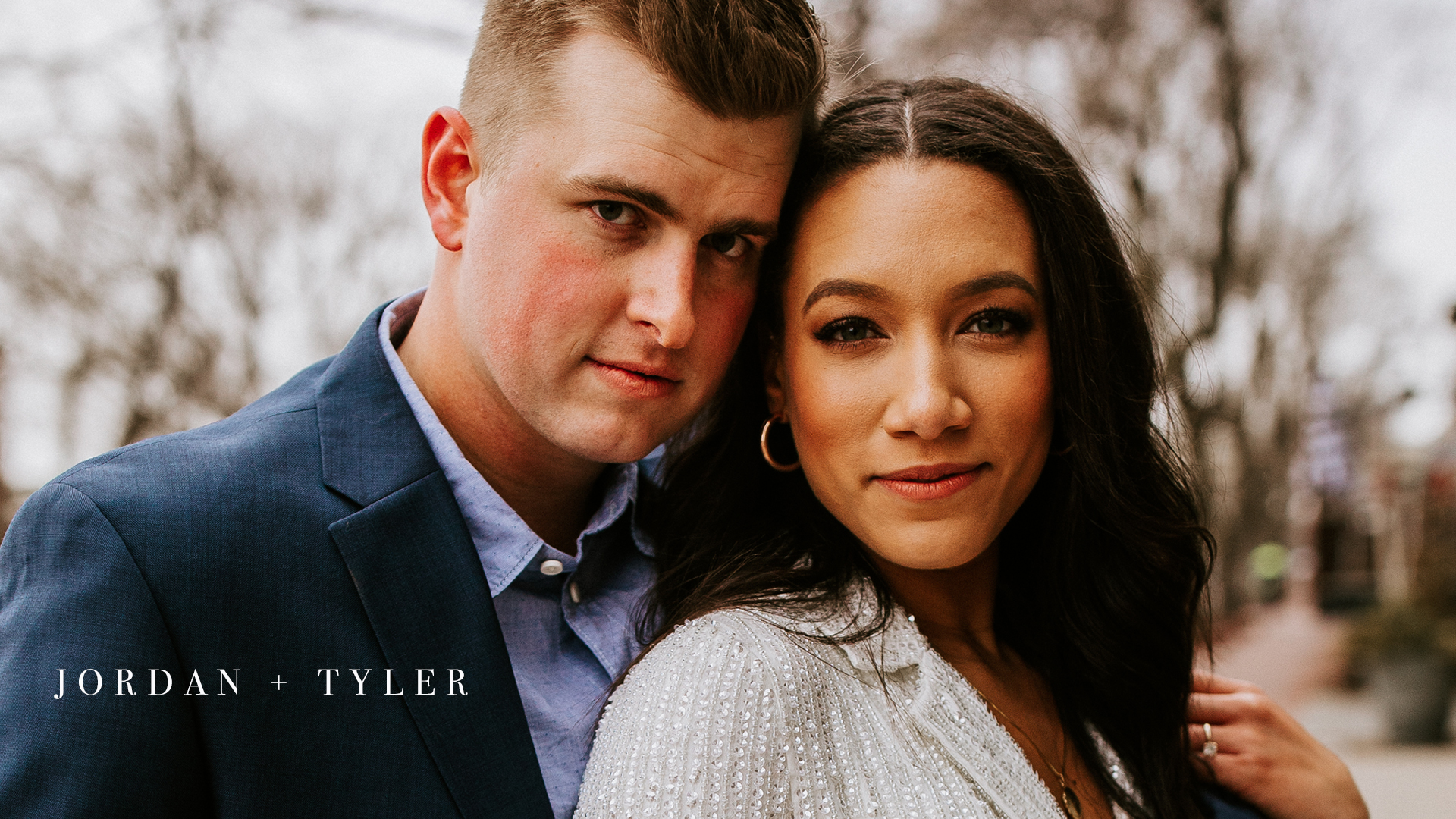 Jordan + Tyler | Minneapolis, Minnesota | street