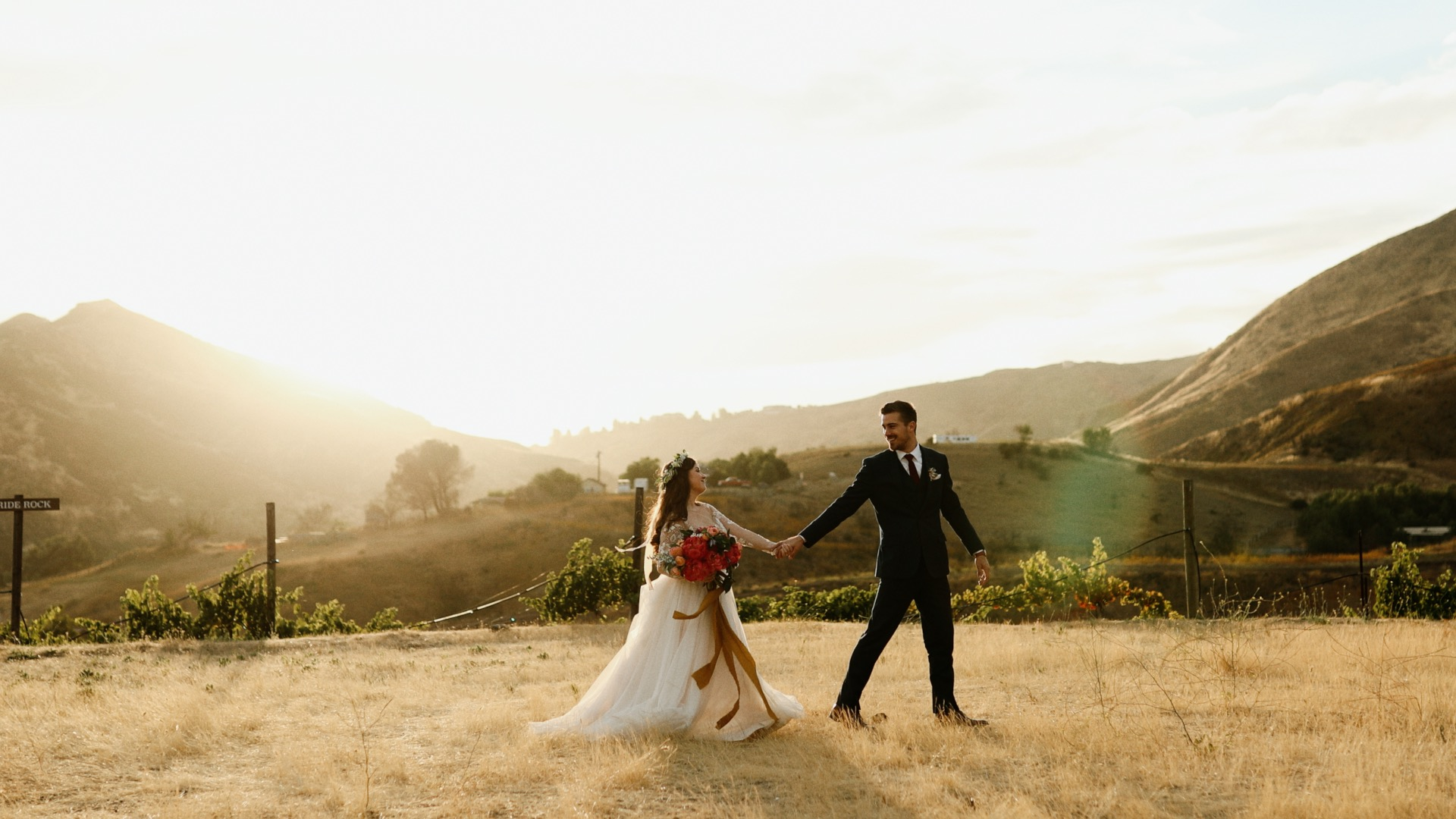 Tyler Joy + Casey | Thousand Oaks, California | Triunfo Creek Vineyards