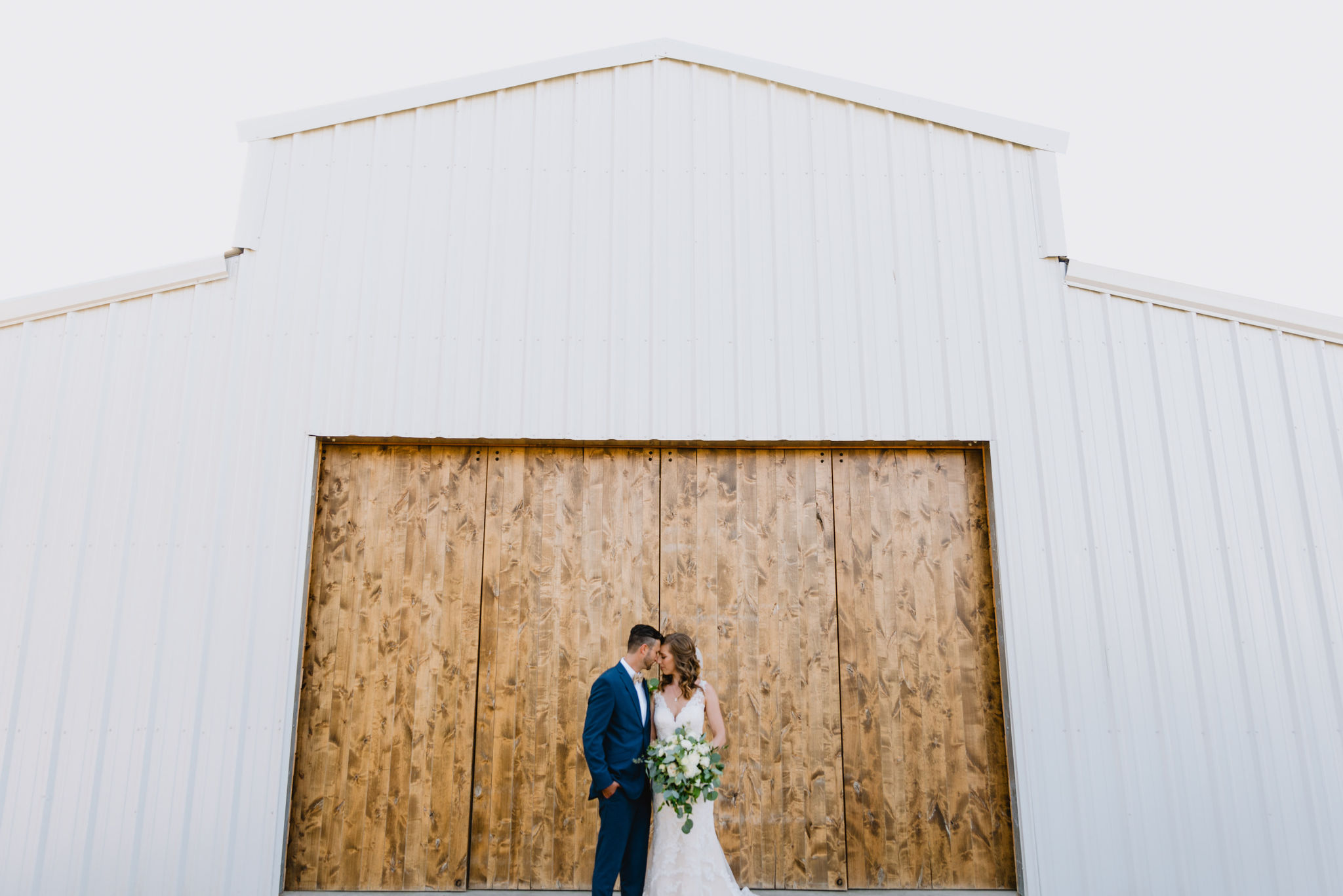 Stefanie + Jason | Hemet, California | Owl Creek Farms