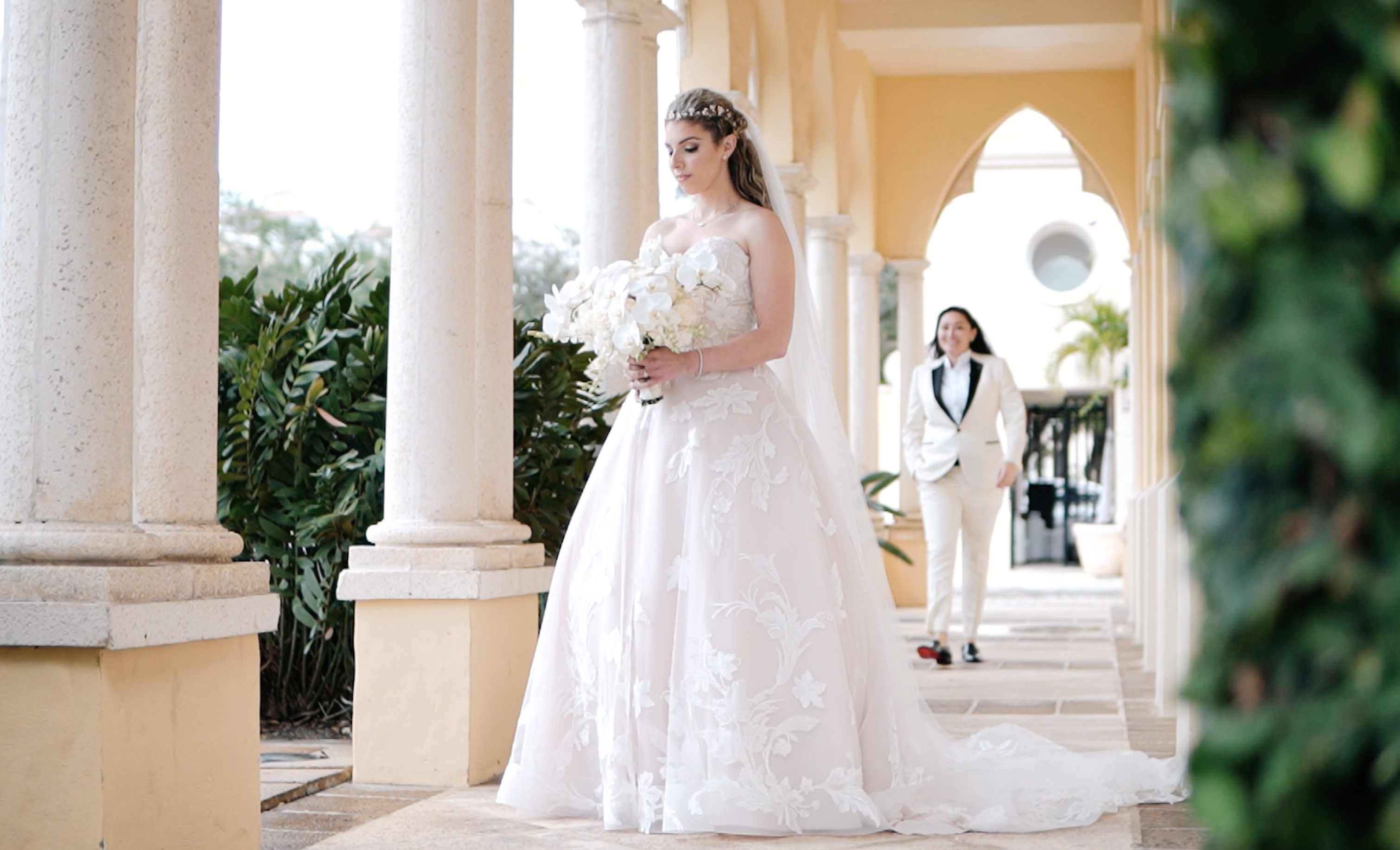 Danielle + Rae | Boca Raton, Florida | The Addison