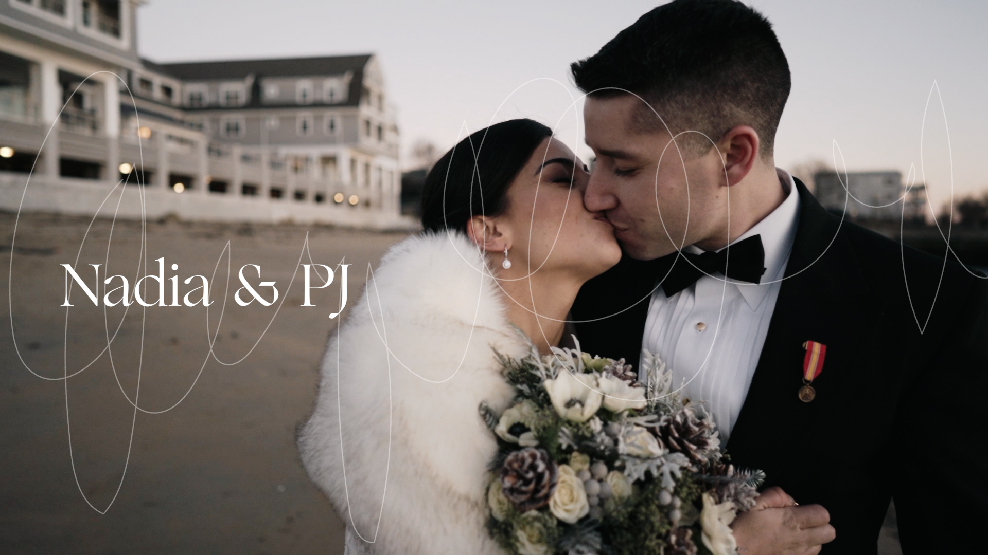 Nadia + PJ | Gloucester, Massachusetts | Beauport Hotel