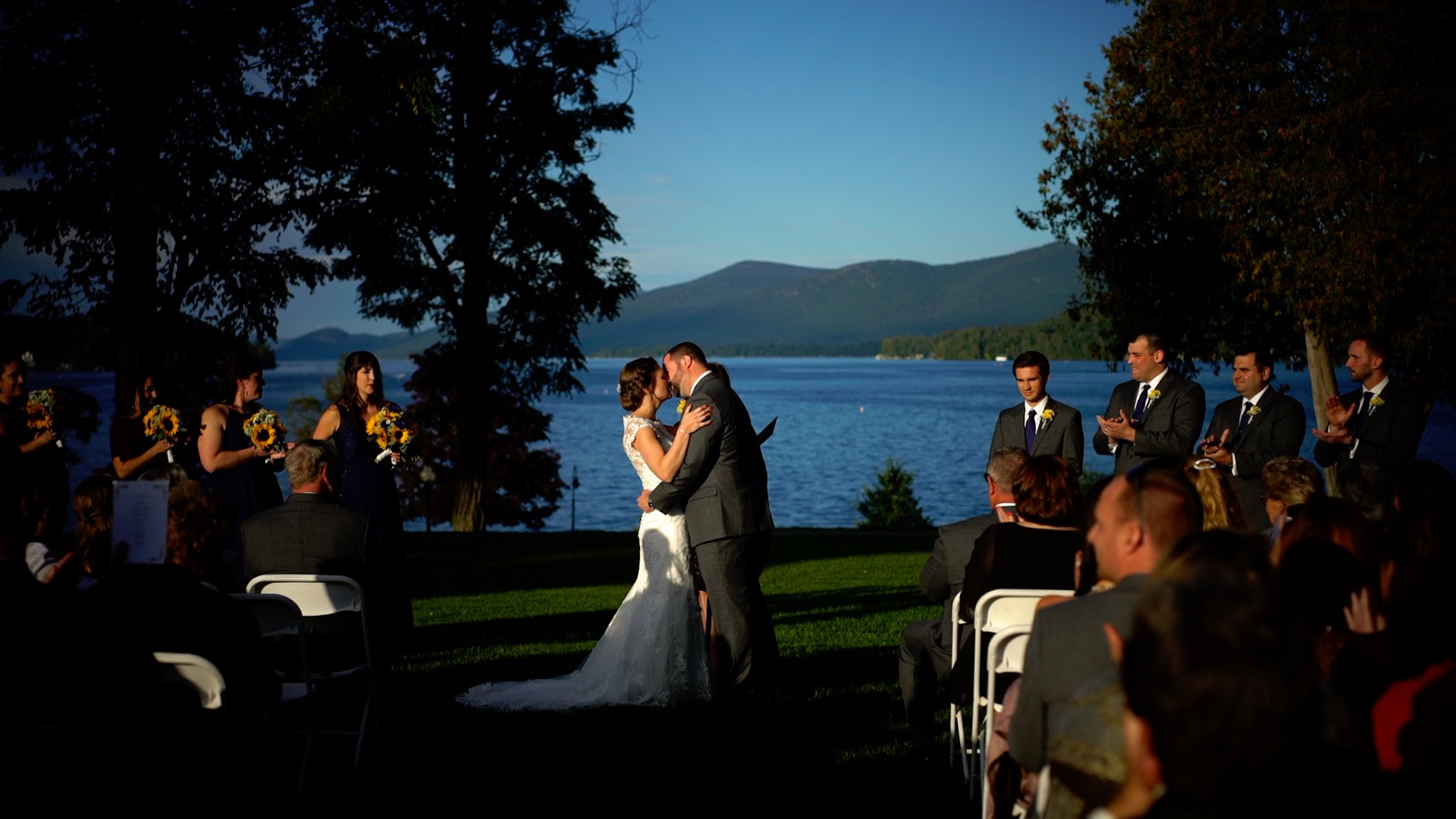 Amanda + Jay | Lake George, New York