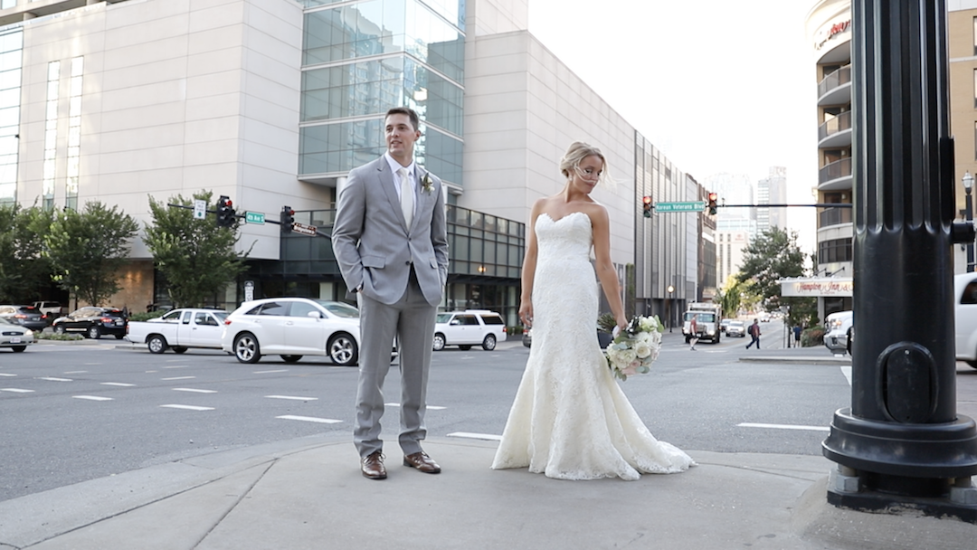 Ben + Jenna | Nashville, Tennessee | The Bell Tower, Nashville