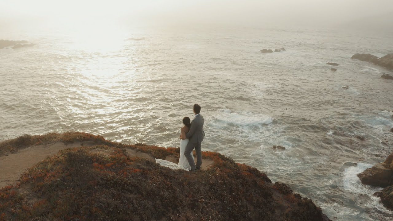 Jenn + Nik | Big Sur, California | Big Sur