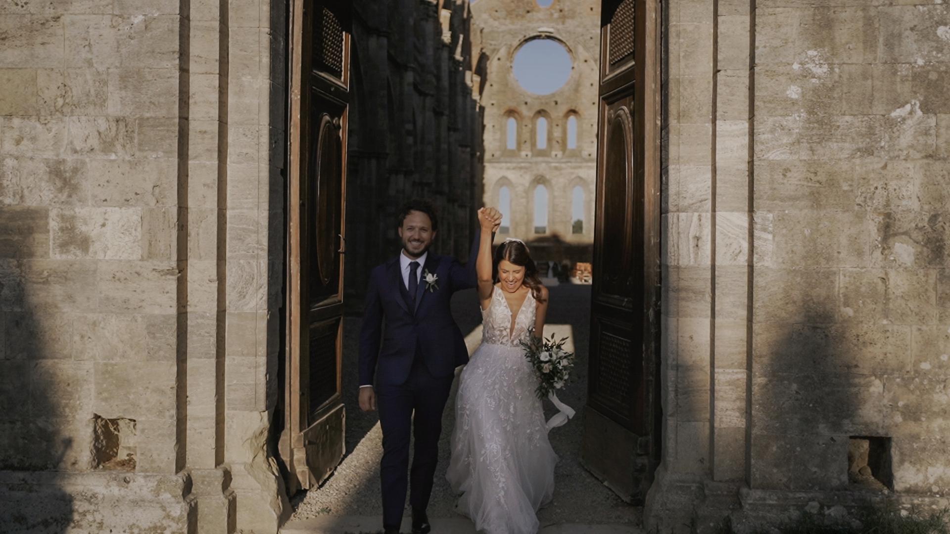 Alice + Matteo | Chiusdino, Italy | Abbey of San Galgano