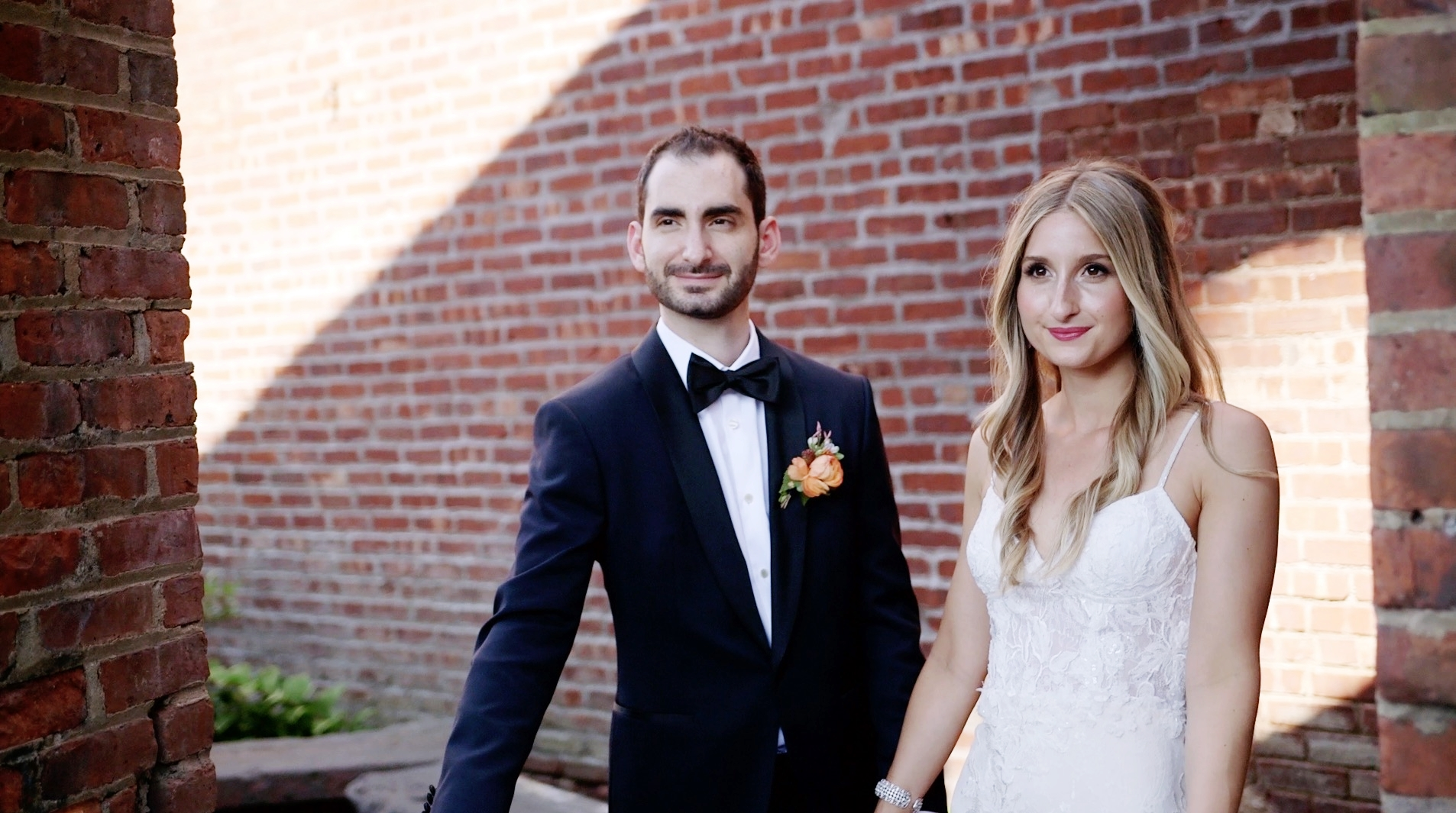 Simone + Ryne | Brooklyn, New York | The Brooklyn Winery