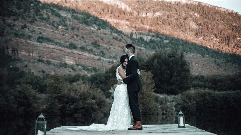 Ray + Kylie | Durango, Colorado | River Bend Ranch