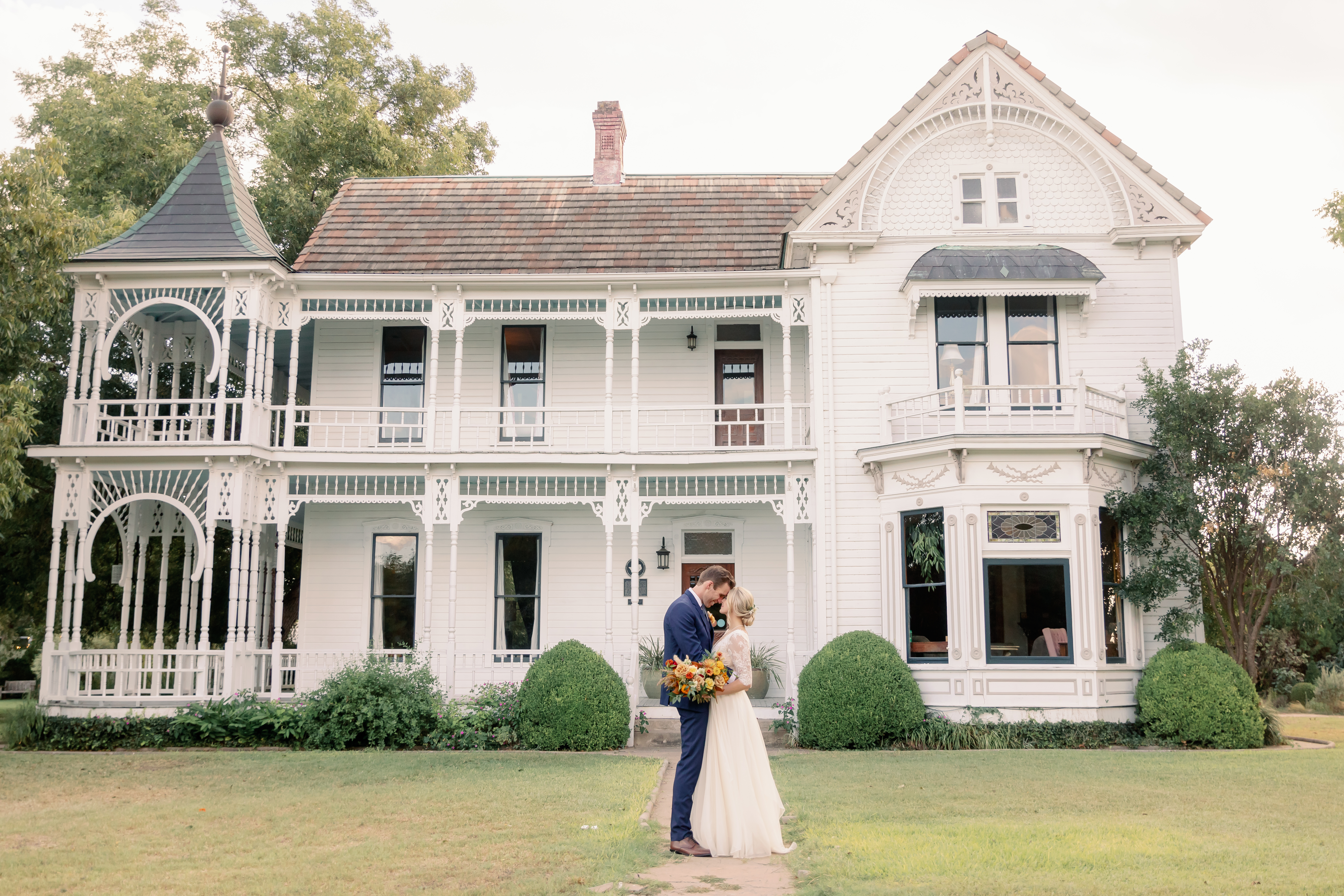 Jean + Logan | Austin, Texas | Barr Mansion