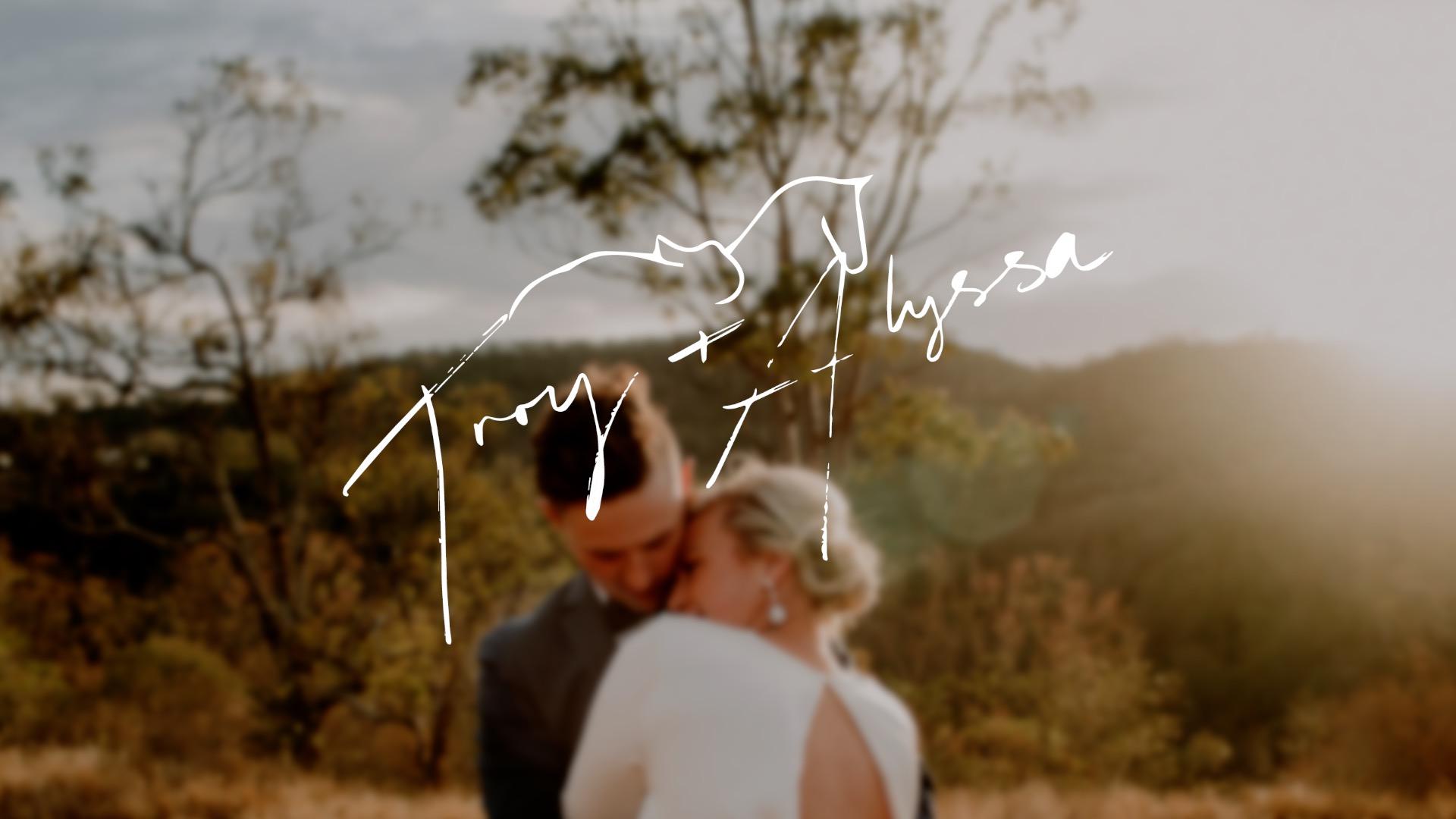 Alyssa + Troy | Toowoomba, Australia | Chapel Hill
