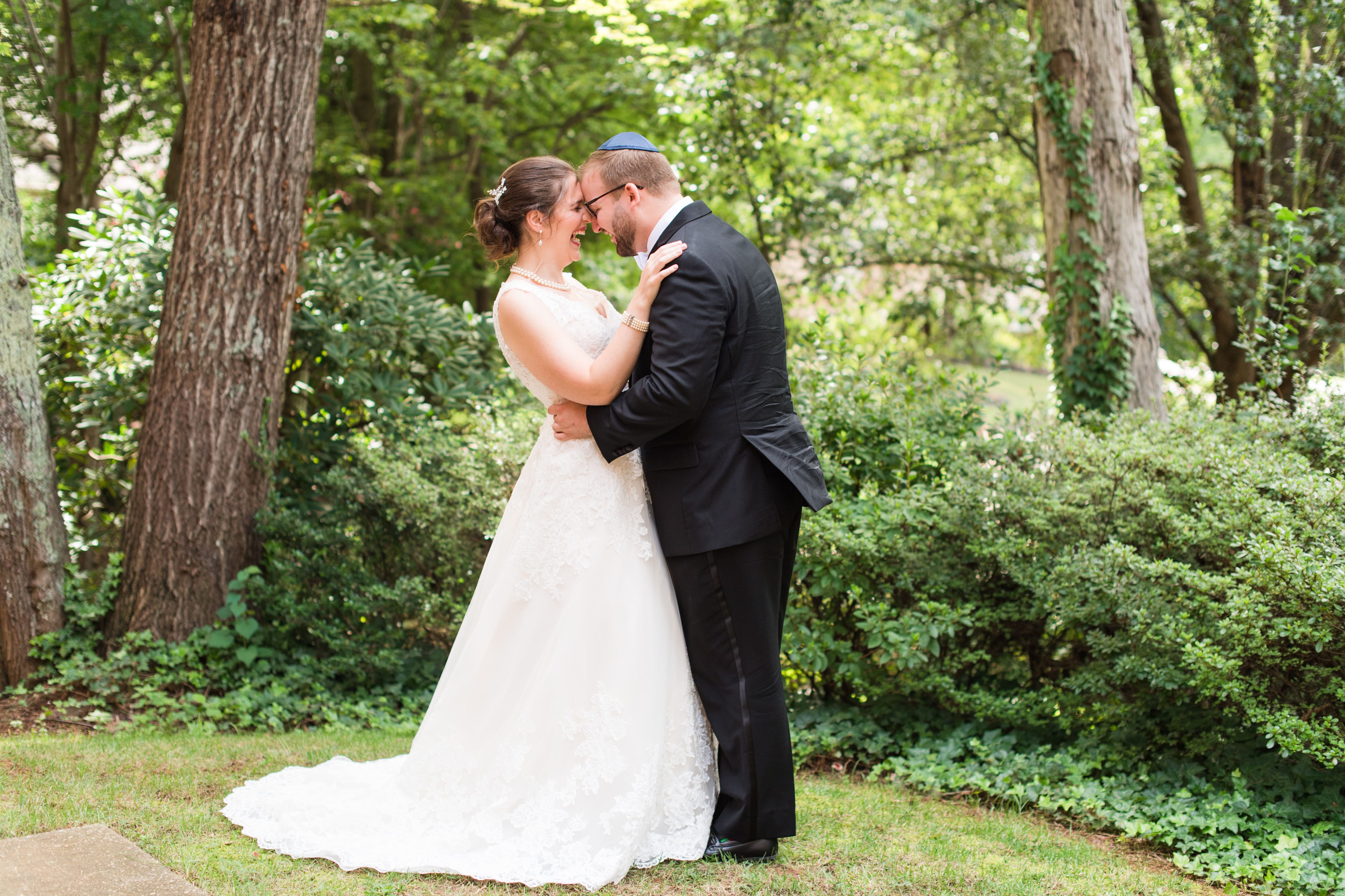 Jonathan + Melissa | Archdale, North Carolina | a private property
