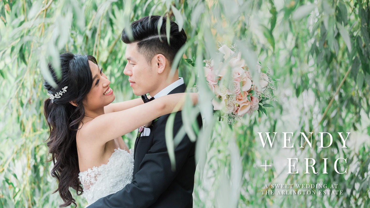 Wendy + Eric | Vaughan, Canada | The Arlington Estate