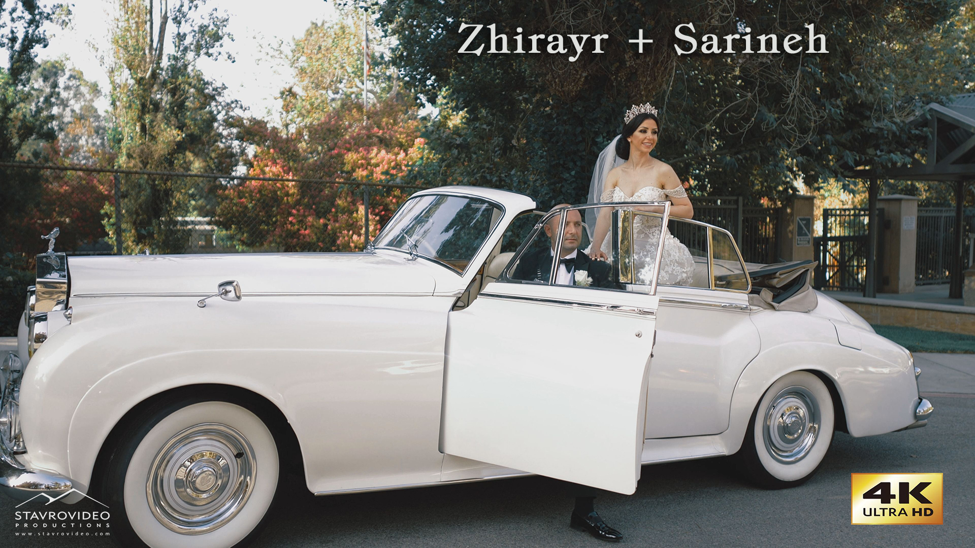 Zhirayr + Sarineh | Los Angeles, California | Bella Blanca