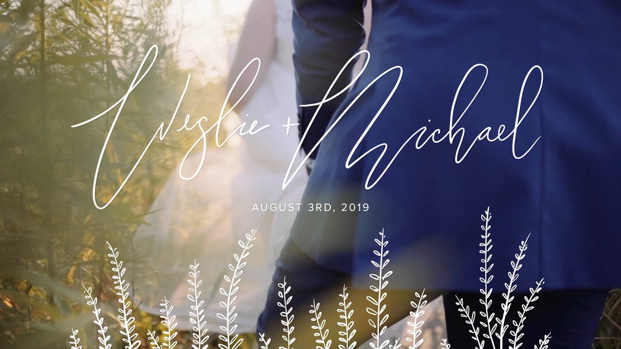 Weslie + Michael | Canton, Ohio | Varian Orchards